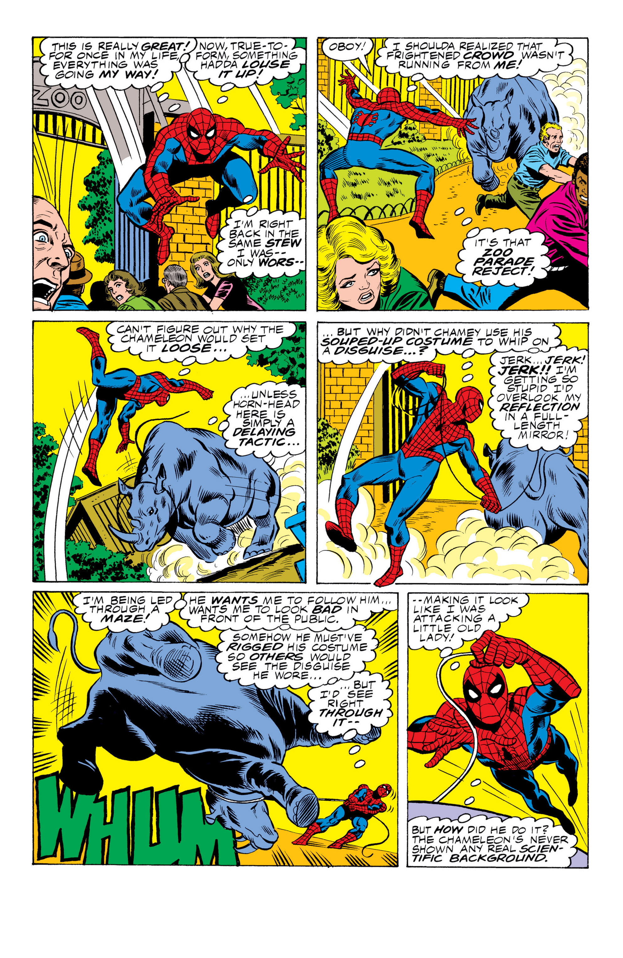 The Amazing Spider-Man (1963) 186 Page 15