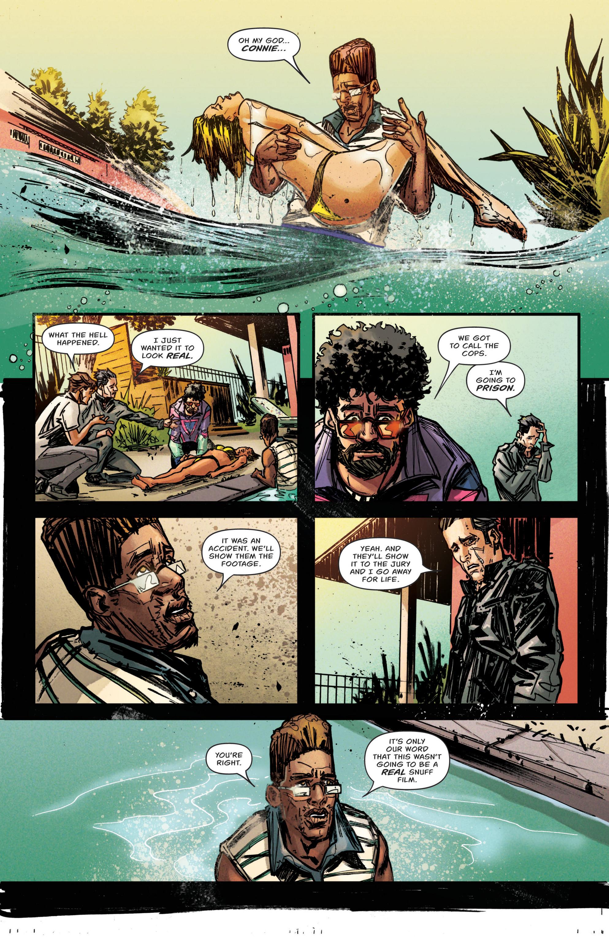 Read online Grimm Tales of Terror: Vol. 3 comic -  Issue #5 - 7