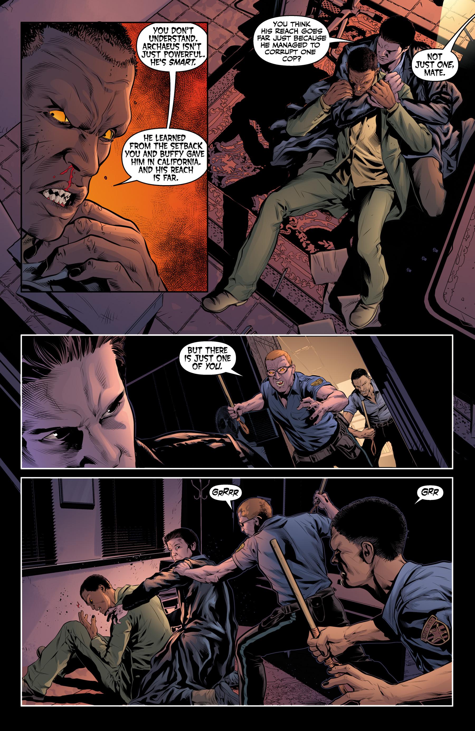 Read online Angel & Faith Season 10 comic -  Issue #23 - 11