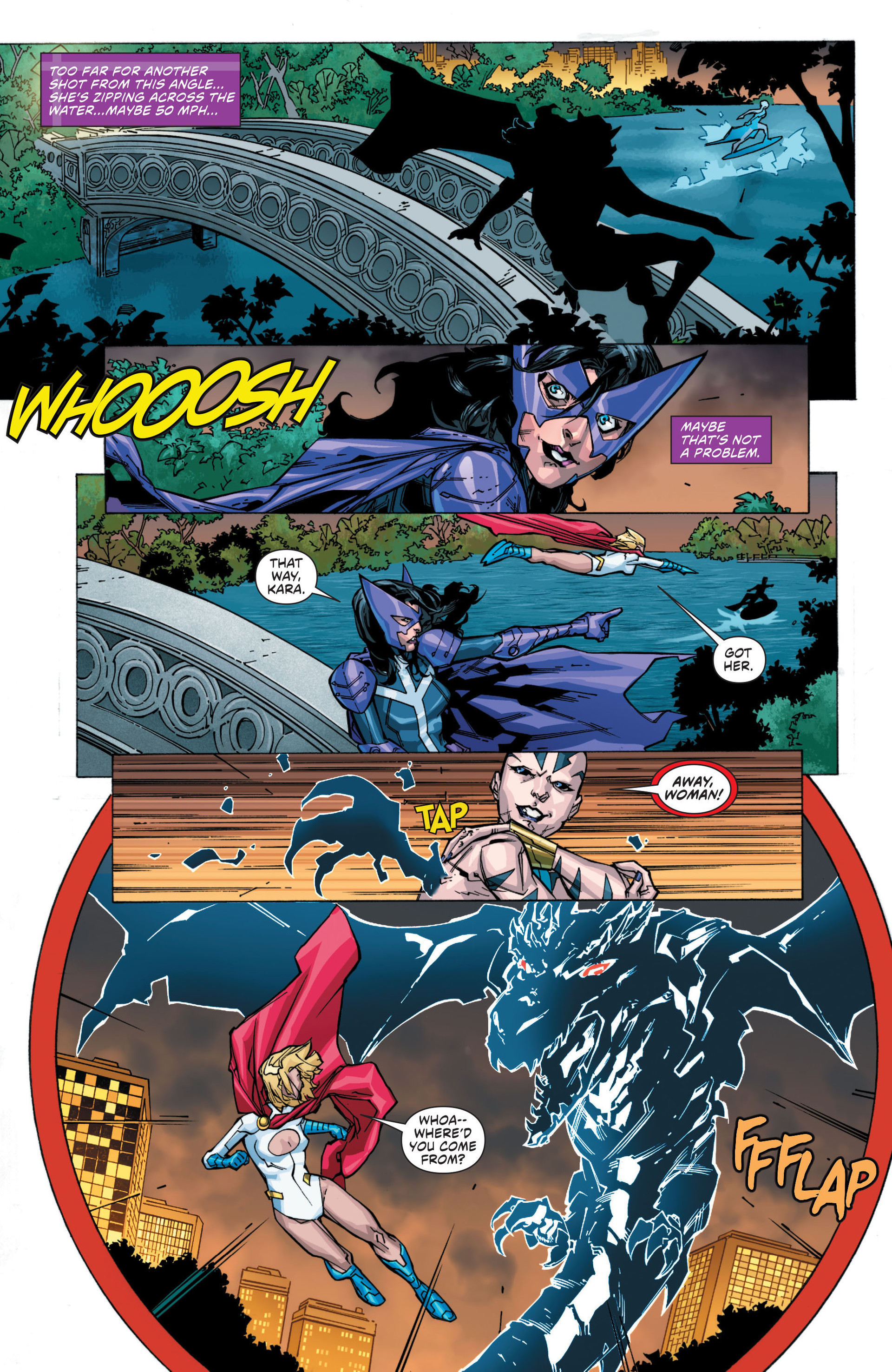 Read online Worlds' Finest comic -  Issue #16 - 19