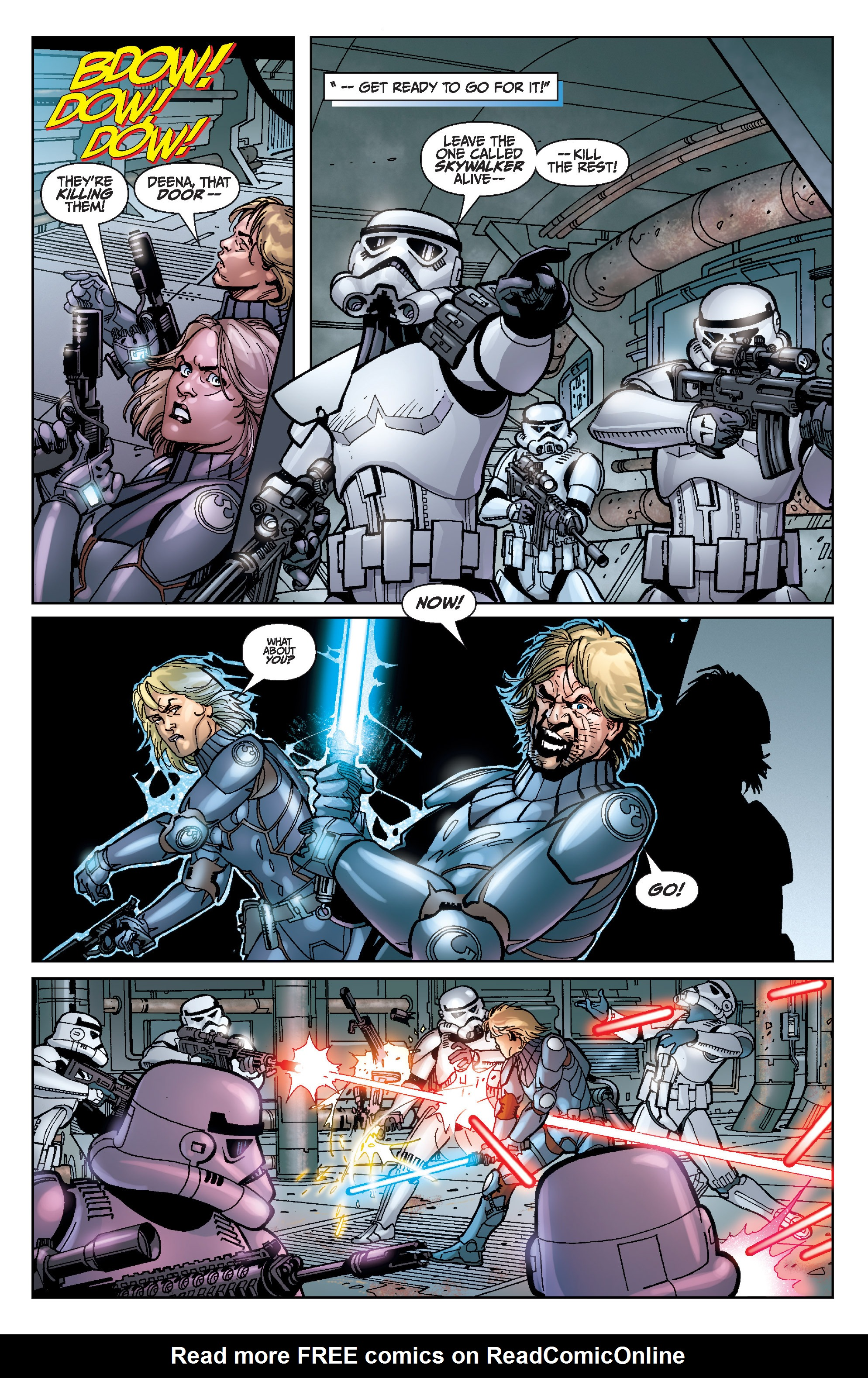 Read online Star Wars Omnibus comic -  Issue # Vol. 20 - 337
