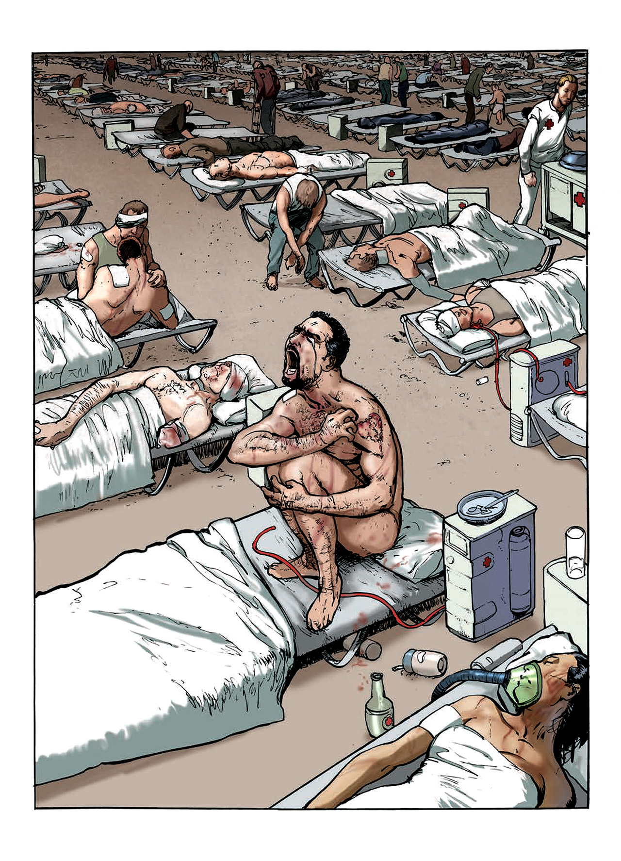 Read online Nikolai Dante comic -  Issue # TPB 10 - 127