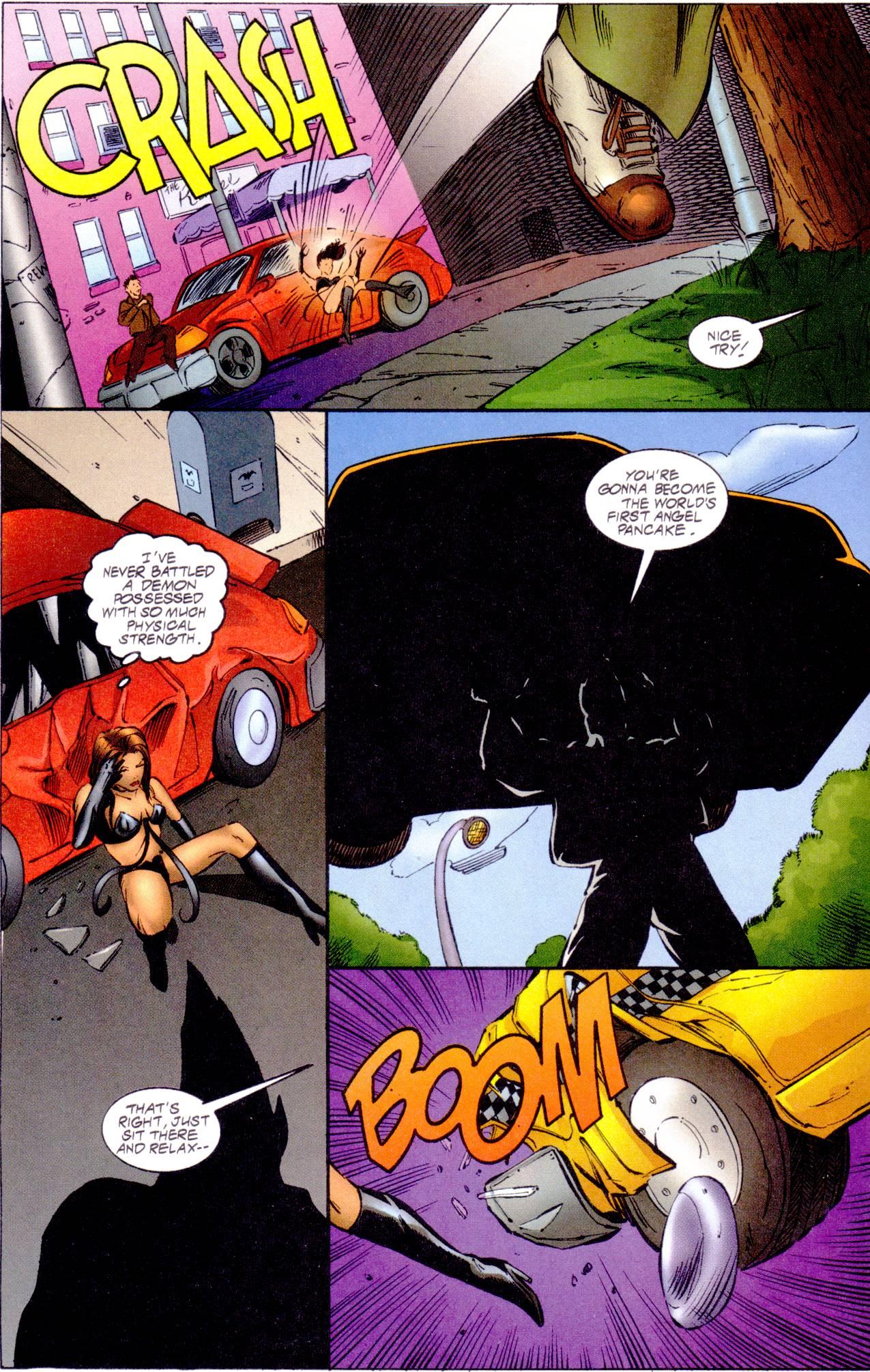 Read online Avengelyne (1996) comic -  Issue #14 - 12
