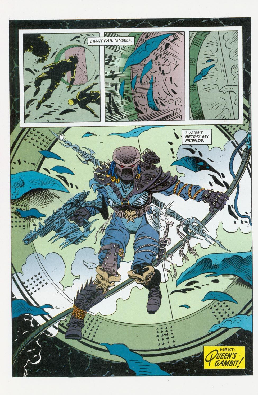 Read online Aliens/Predator: The Deadliest of the Species comic -  Issue #9 - 26