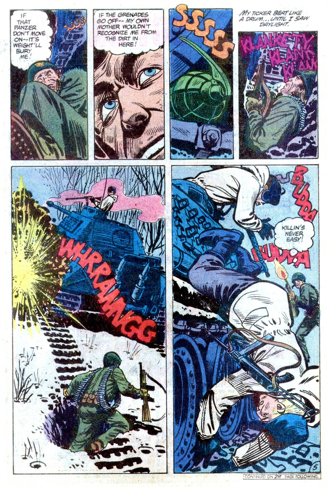 Sgt. Rock issue Annual 2 - Page 7