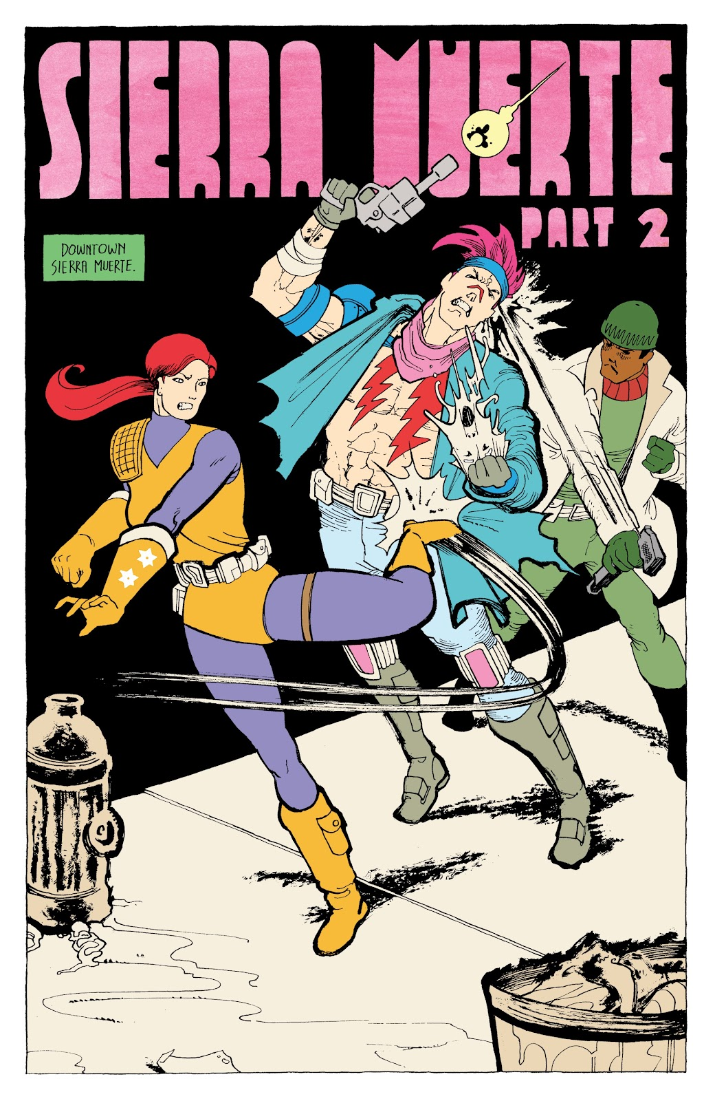 Read online G.I. Joe: Sierra Muerte comic -  Issue #2 - 3