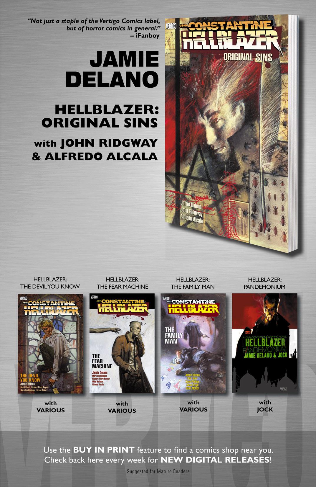 Hellblazer issue 16 - Page 25