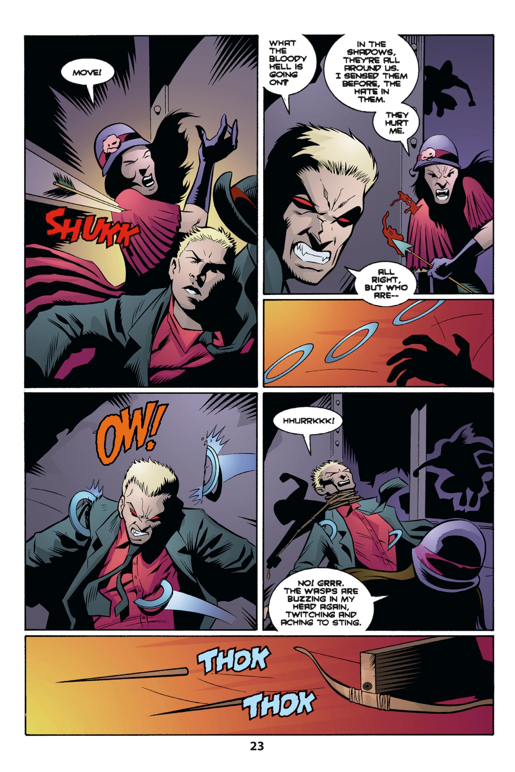 Read online Buffy the Vampire Slayer: Omnibus comic -  Issue # TPB 1 - 25
