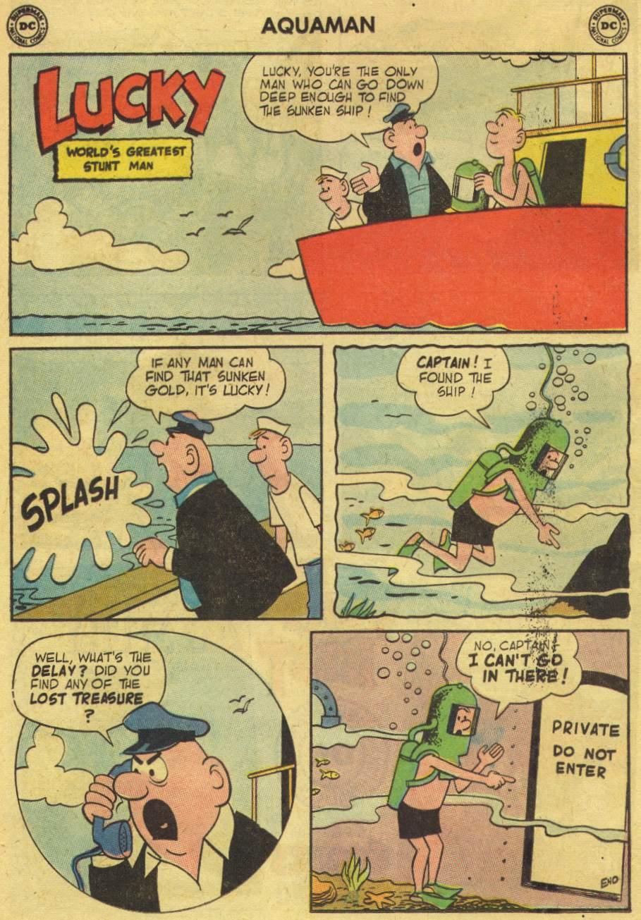 Read online Aquaman (1962) comic -  Issue #8 - 32