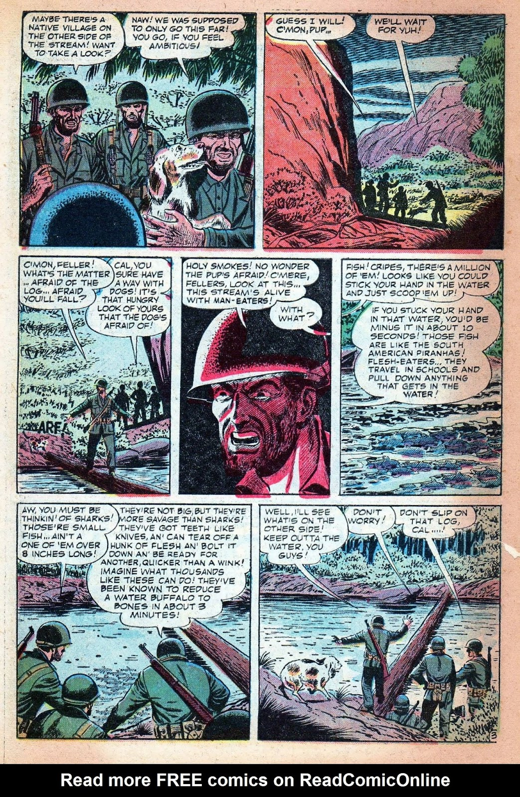 Combat (1952) issue 7 - Page 30