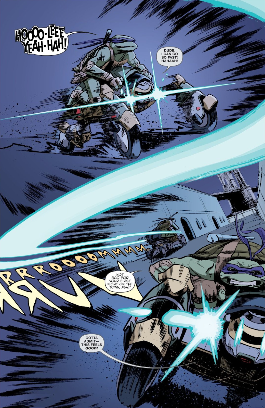 Read online Teenage Mutant Ninja Turtles: The IDW Collection comic -  Issue # TPB 8 (Part 4) - 53