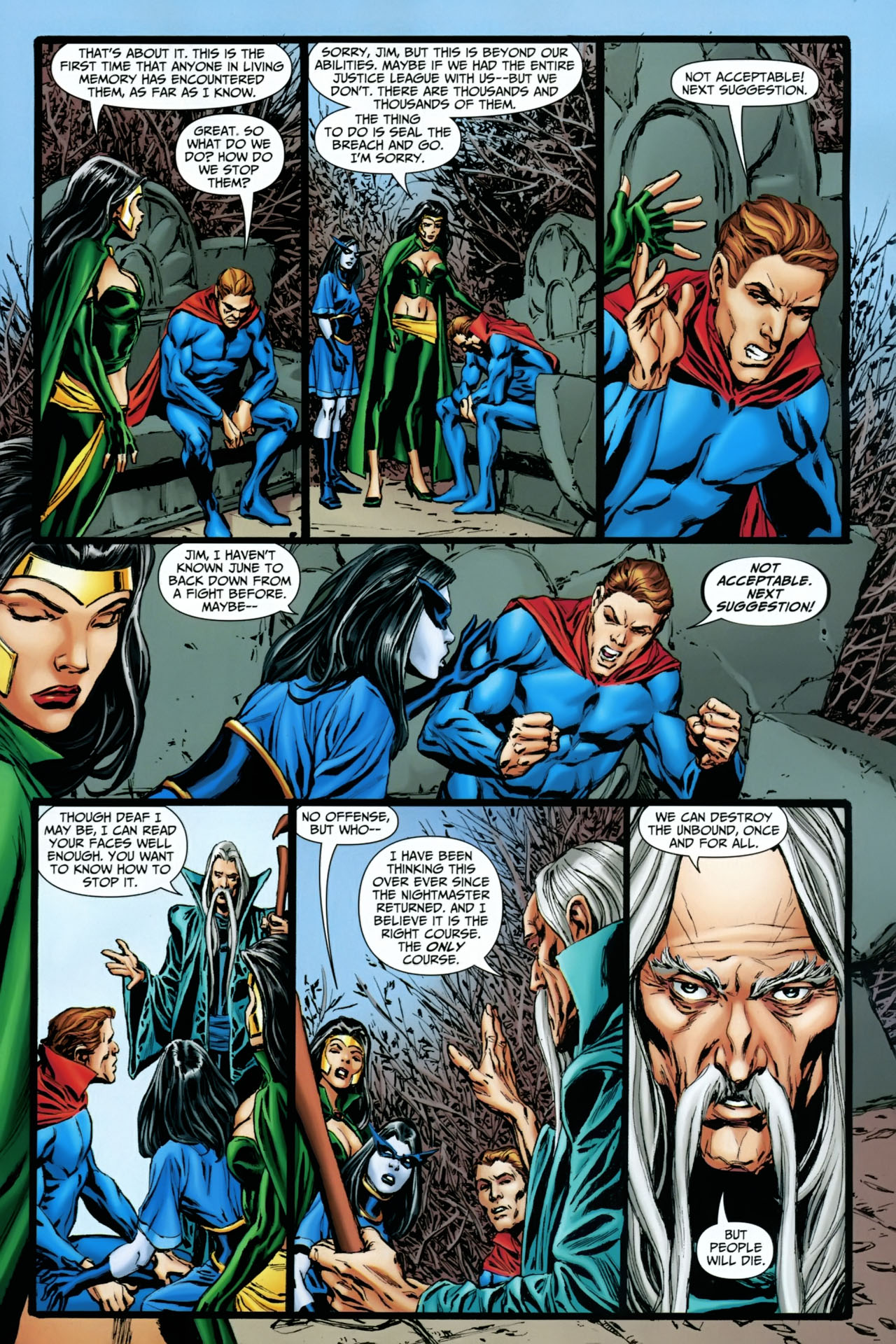 Read online Shadowpact comic -  Issue #22 - 7