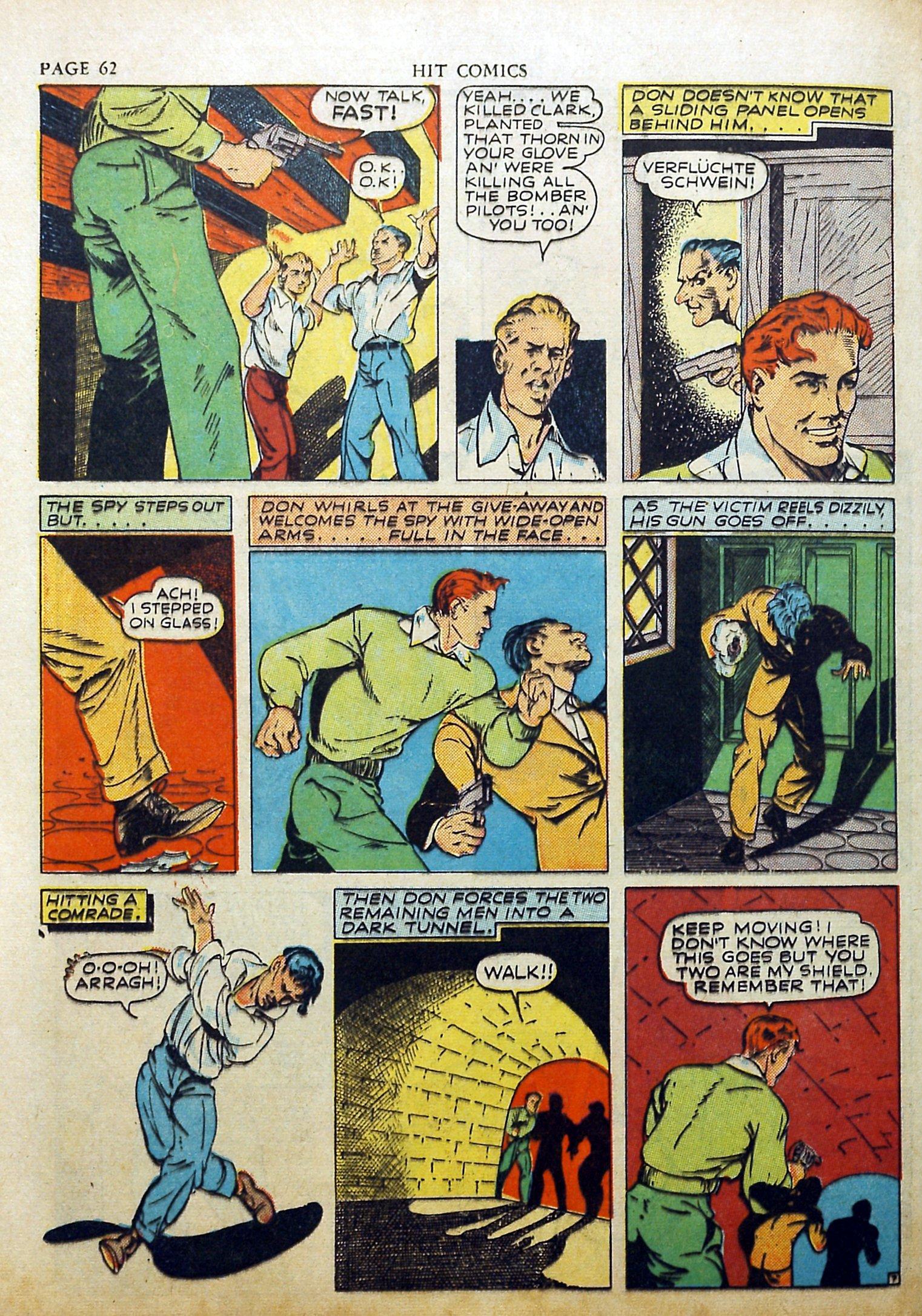 Read online Hit Comics comic -  Issue #17 - 64