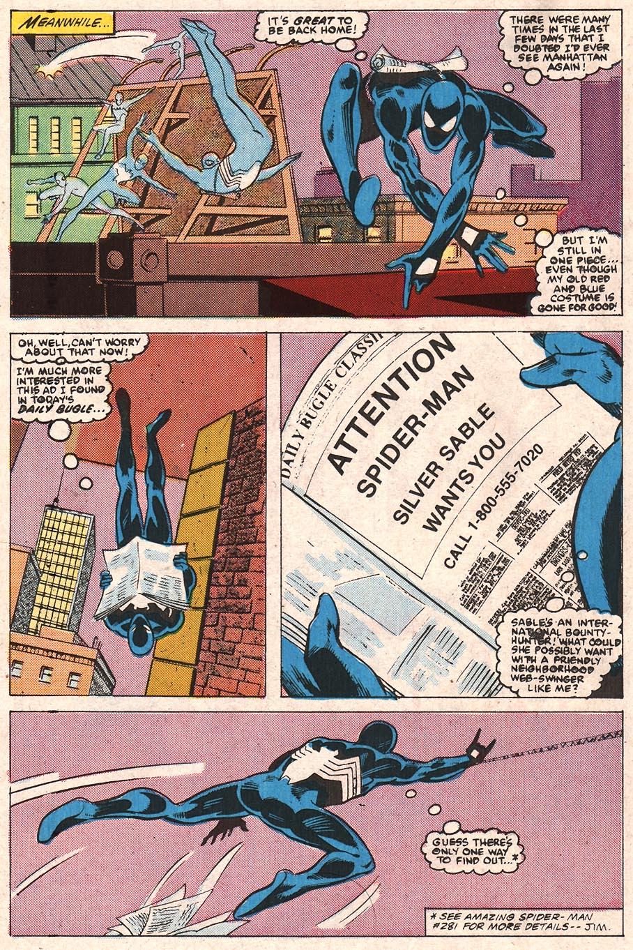 Web of Spider-Man (1985) Issue #23 #33 - English 11