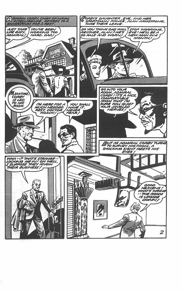 Read online Men of Mystery Comics comic -  Issue #30 - 17