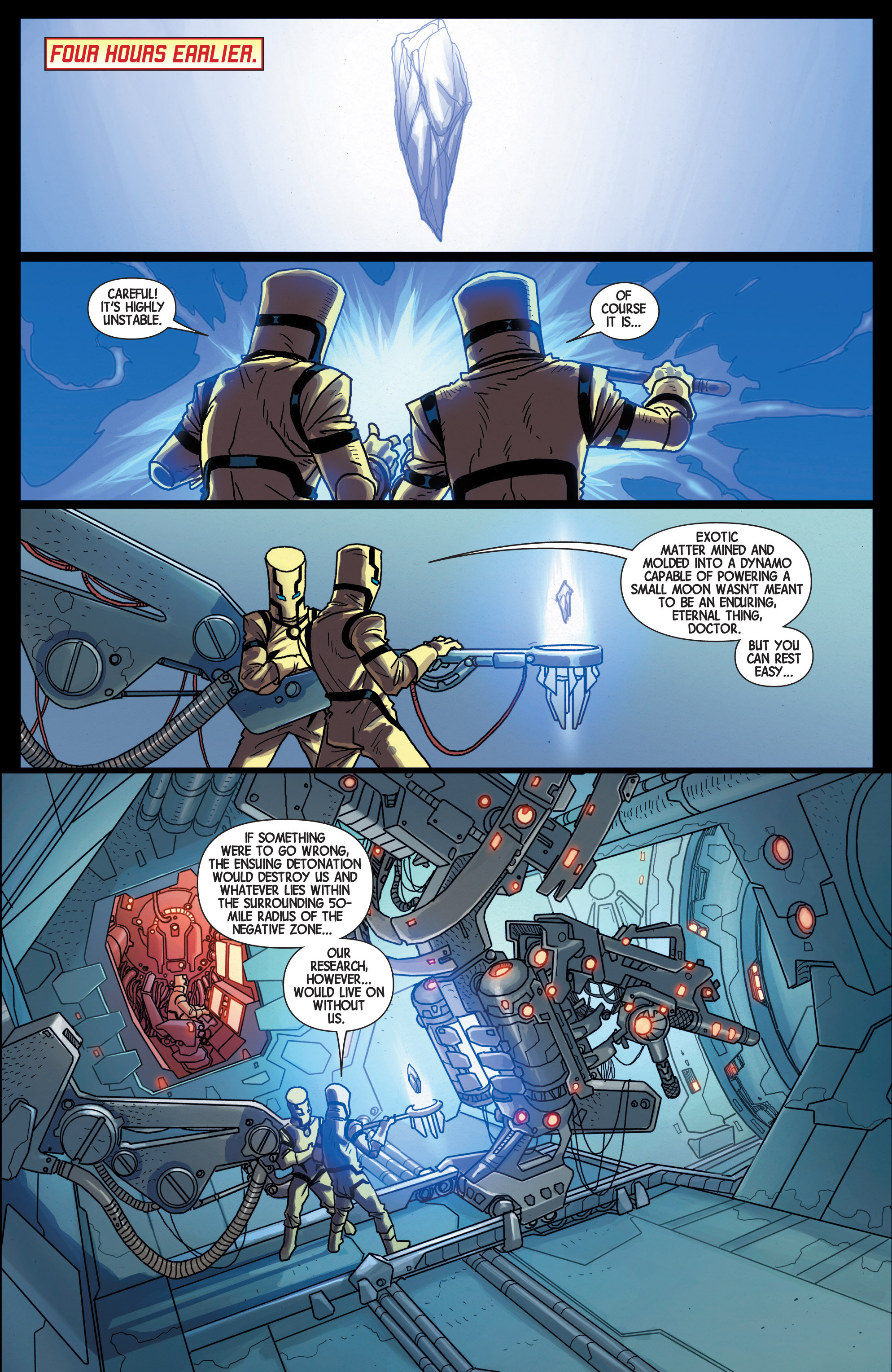Read online Avengers (2013) comic -  Issue #25 - 9