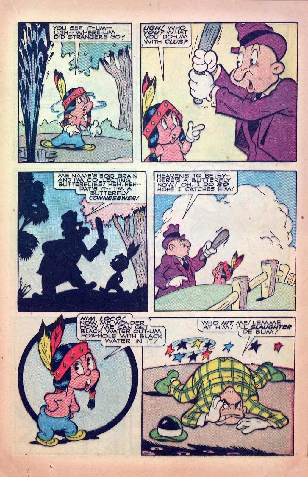 Read online Joker Comics comic -  Issue #21 - 17