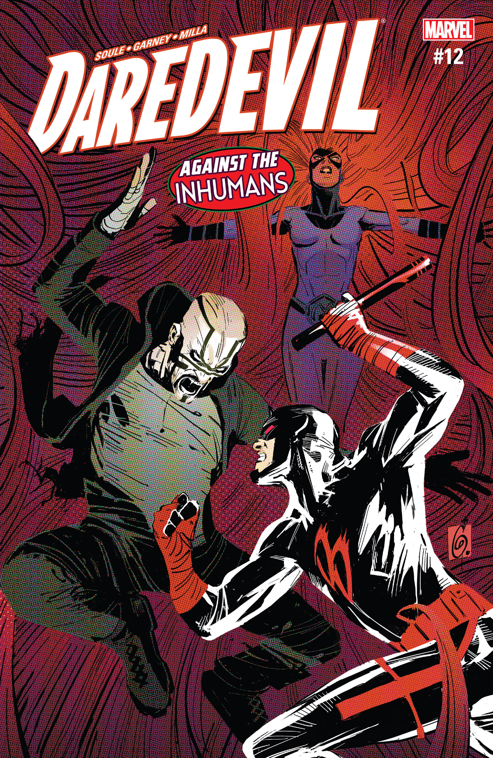 Daredevil (2016) 12 Page 1