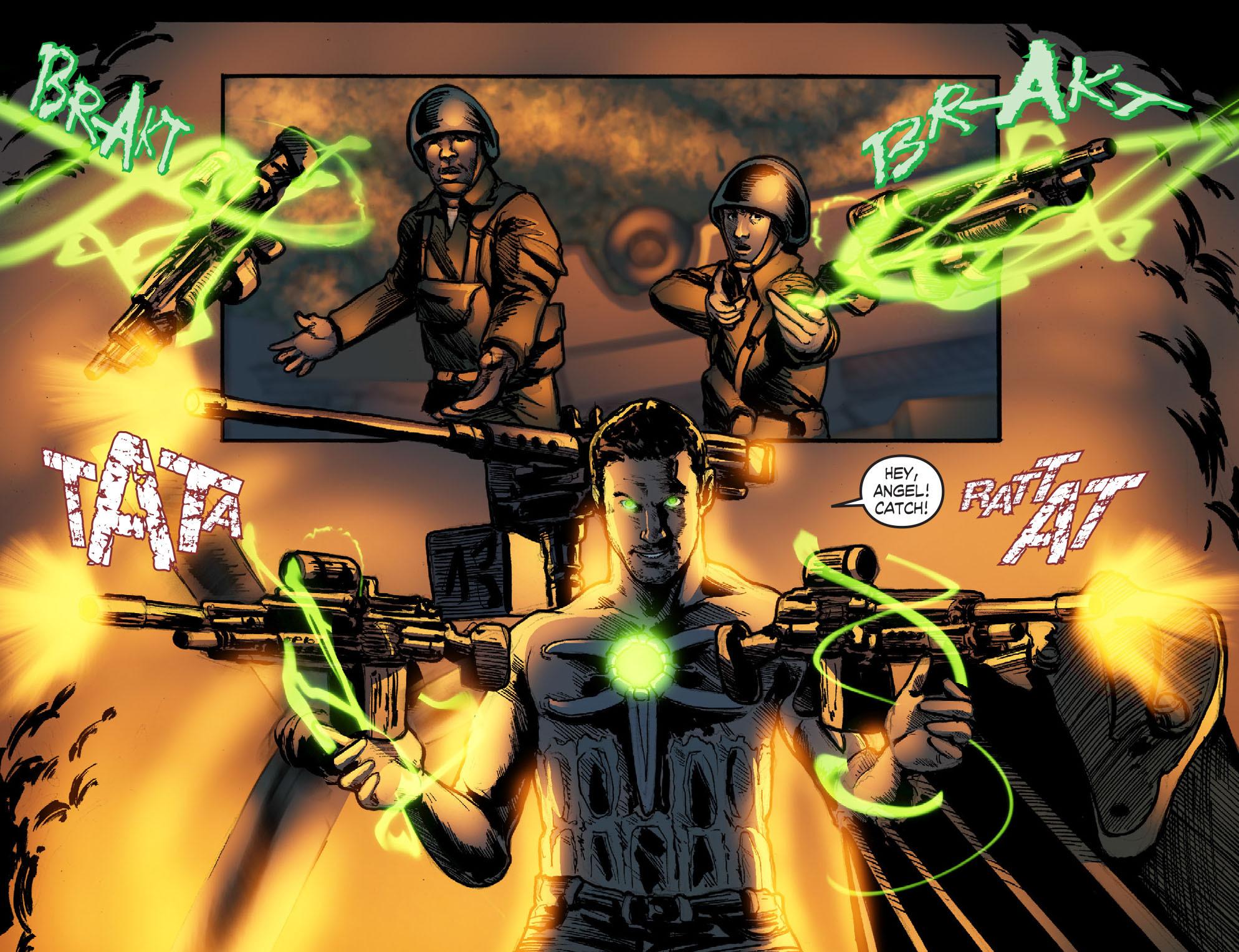 Read online Smallville: Season 11 comic -  Issue #50 - 11