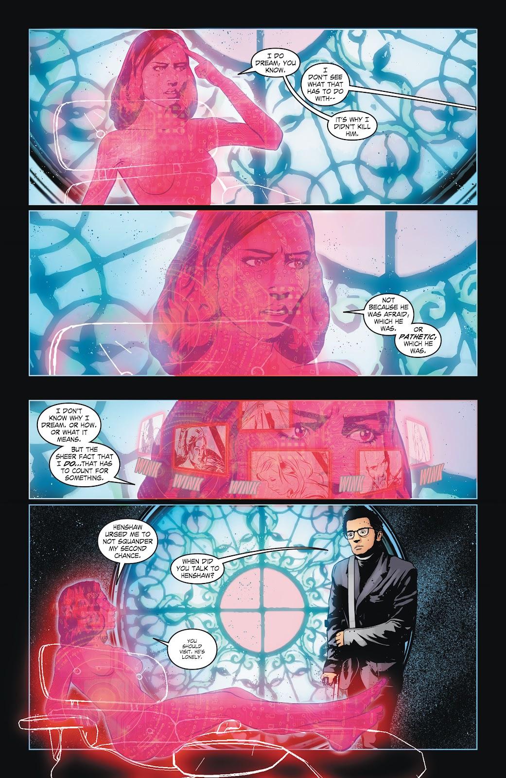 Read online Smallville Season 11 [II] comic -  Issue # TPB 6 - 42