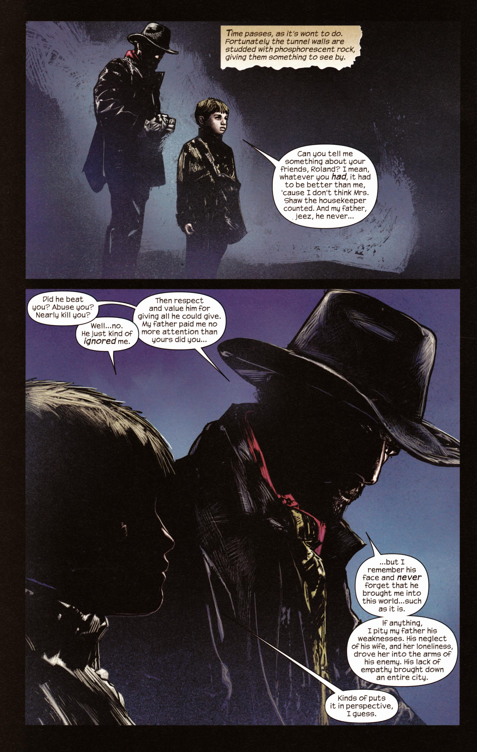 Read online Dark Tower: The Gunslinger - The Man in Black comic -  Issue #2 - 13