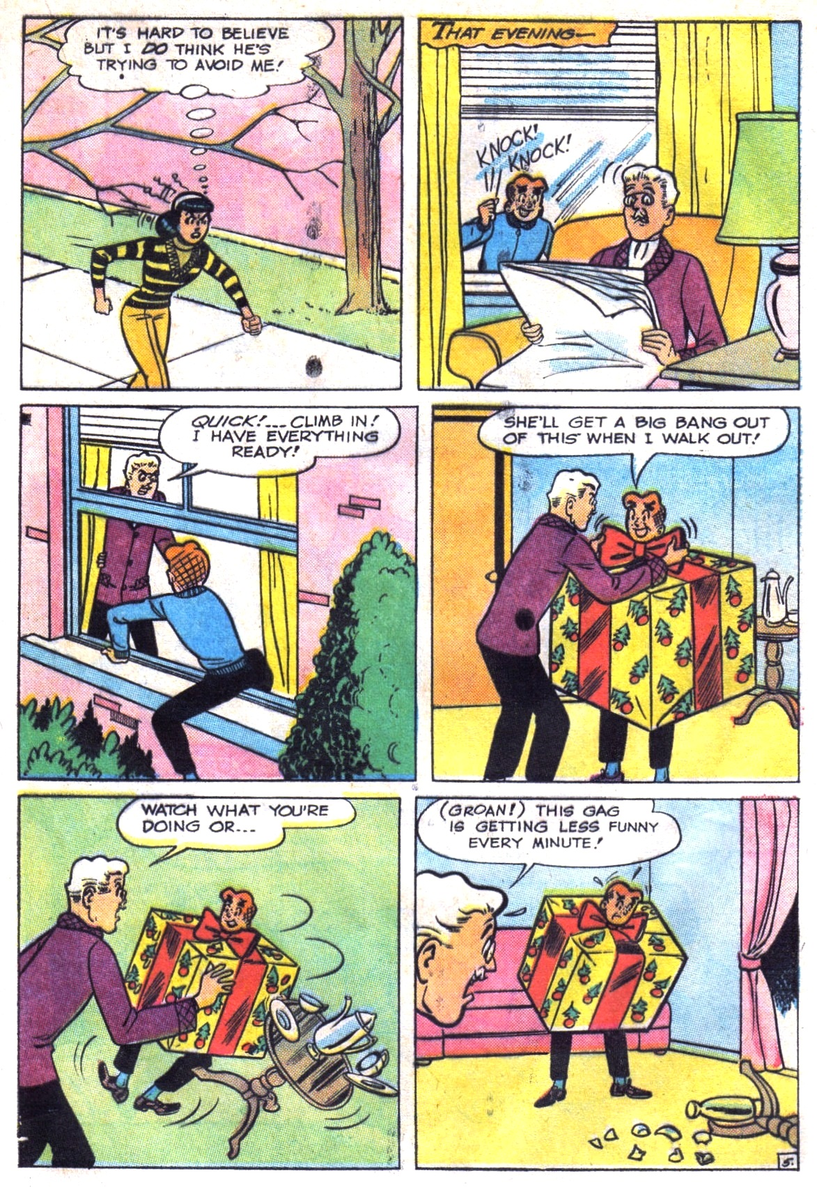 Read online Archie (1960) comic -  Issue #147 - 17