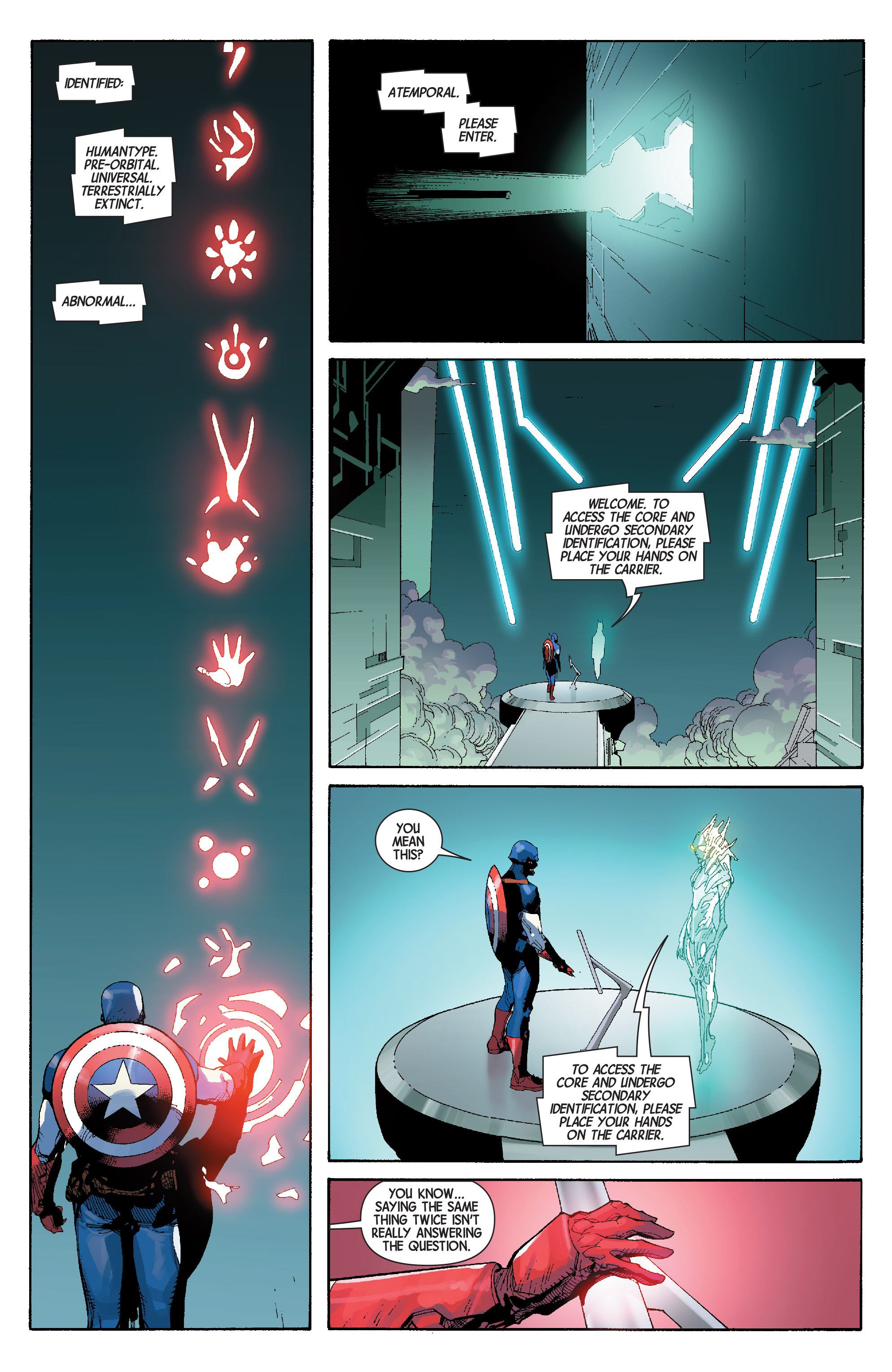 Read online Avengers (2013) comic -  Issue #33 - 8