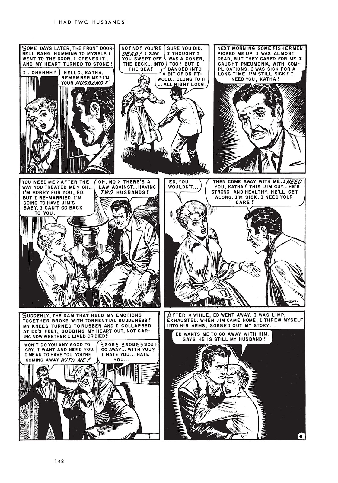 Read online The Martian Monster and Other Stories comic -  Issue # TPB (Part 2) - 63