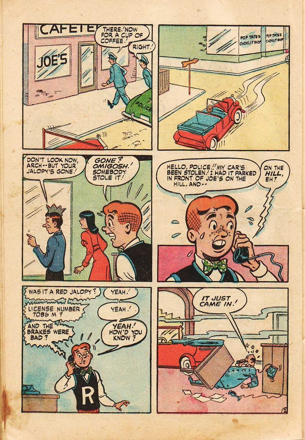Archie Comics issue 040 - Page 31