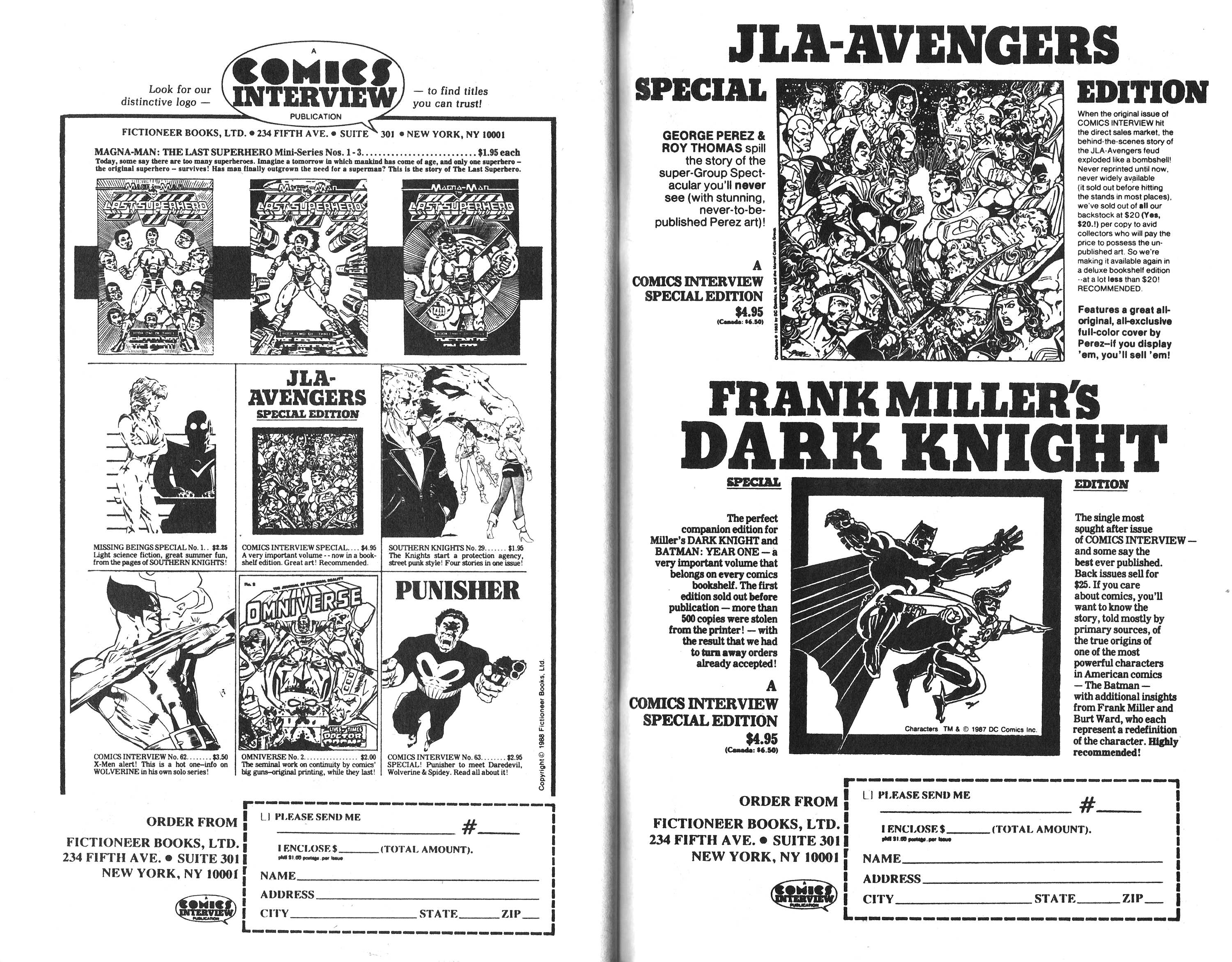 Read online Amazing Heroes comic -  Issue #152 - 49