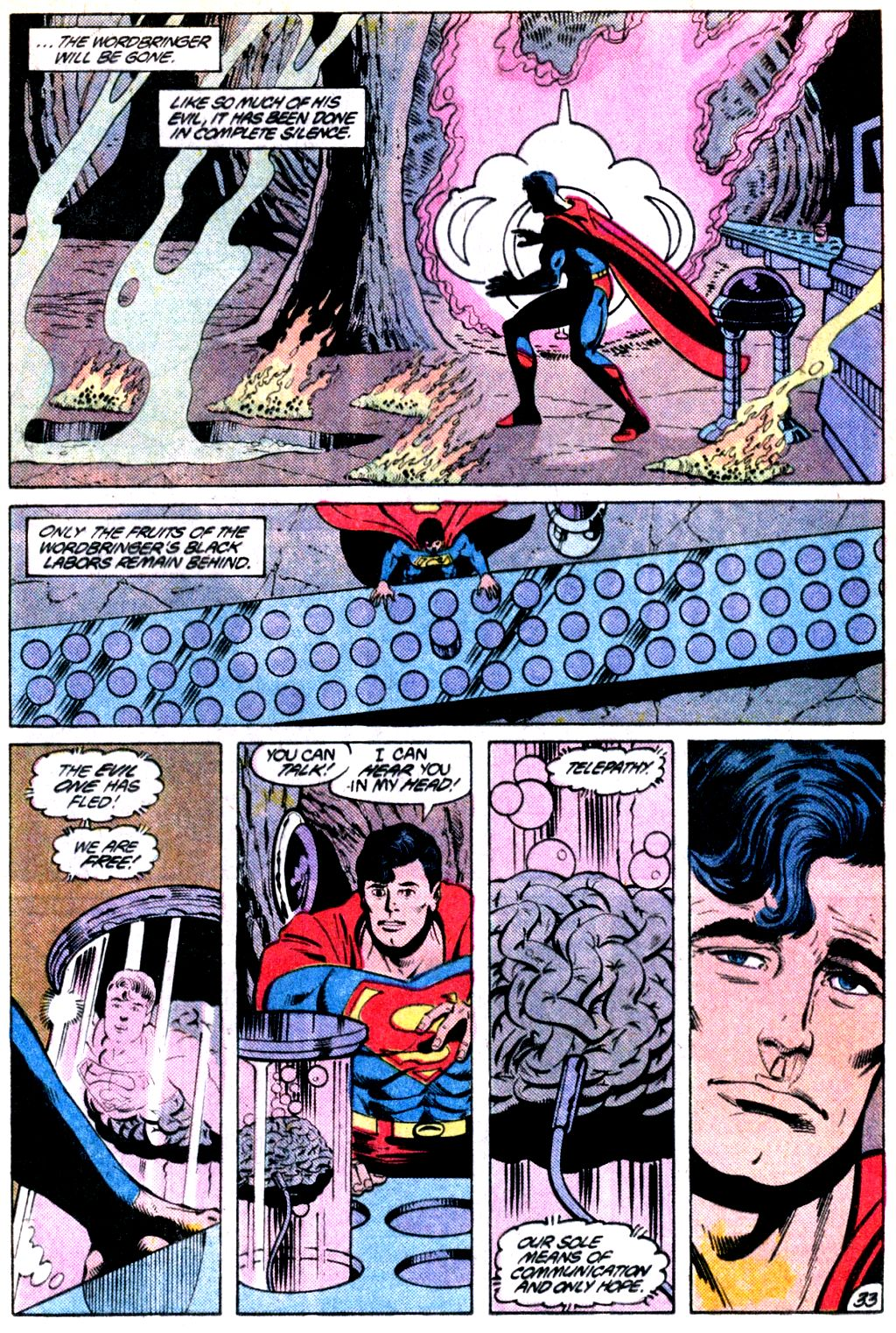Read online Adventures of Superman (1987) comic -  Issue #Adventures of Superman (1987) _Annual 1 - 34