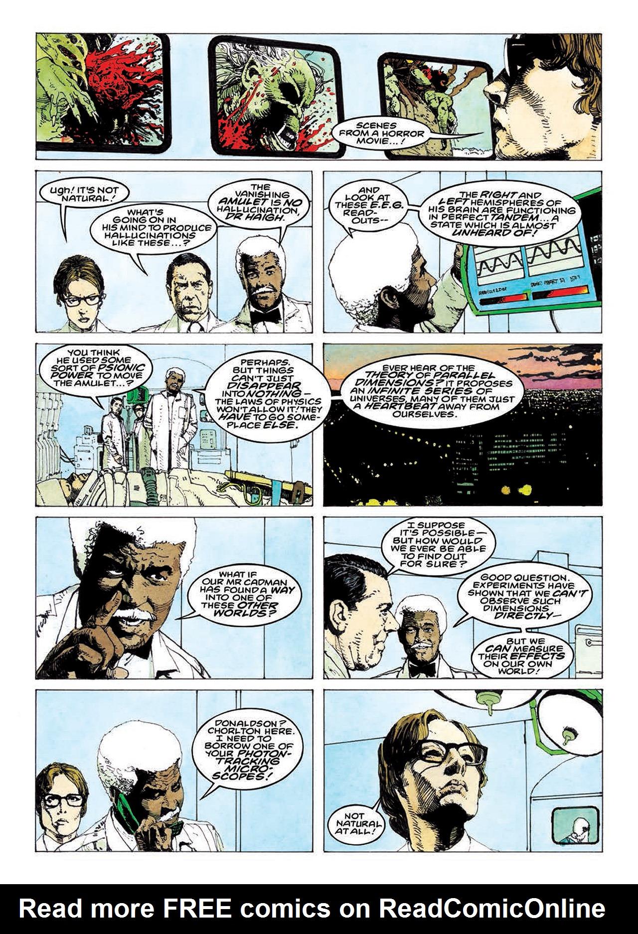 Read online Mazeworld comic -  Issue # TPB - 136