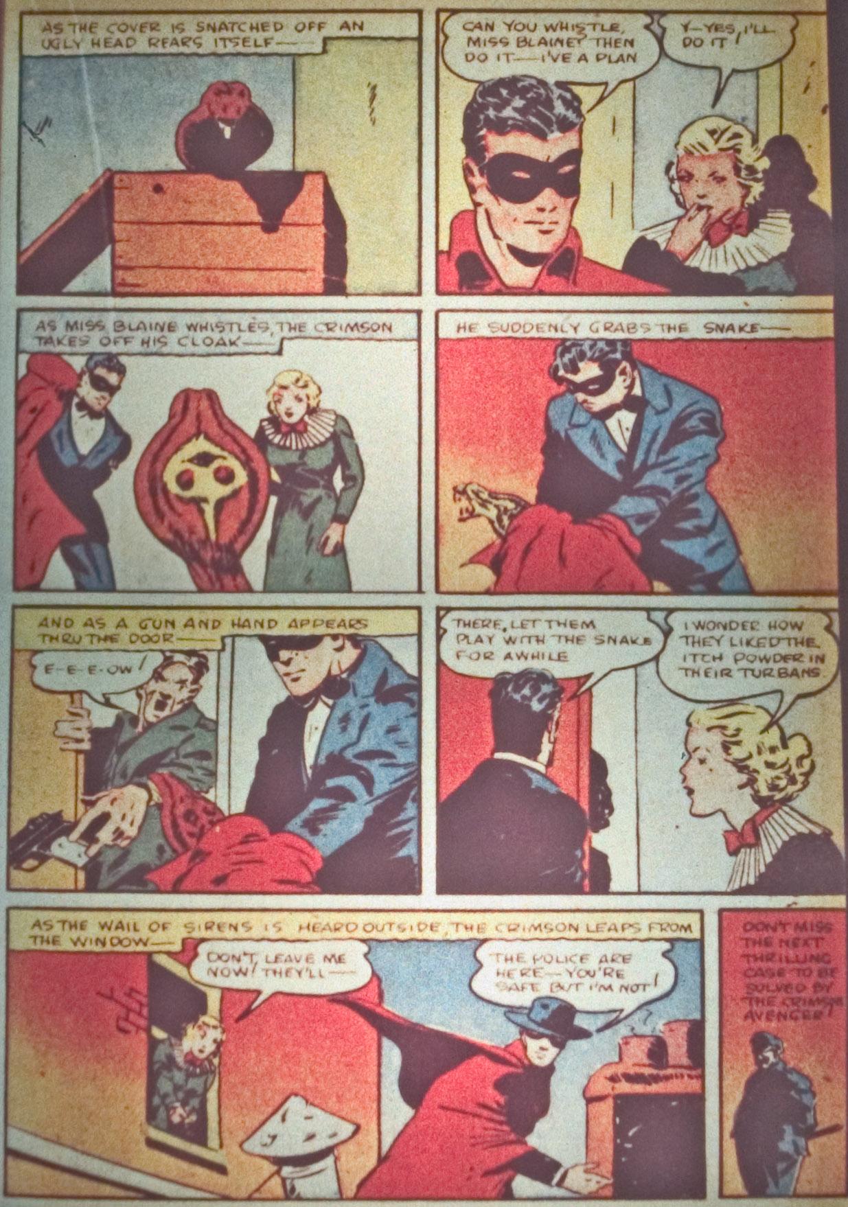 Detective Comics (1937) 28 Page 32