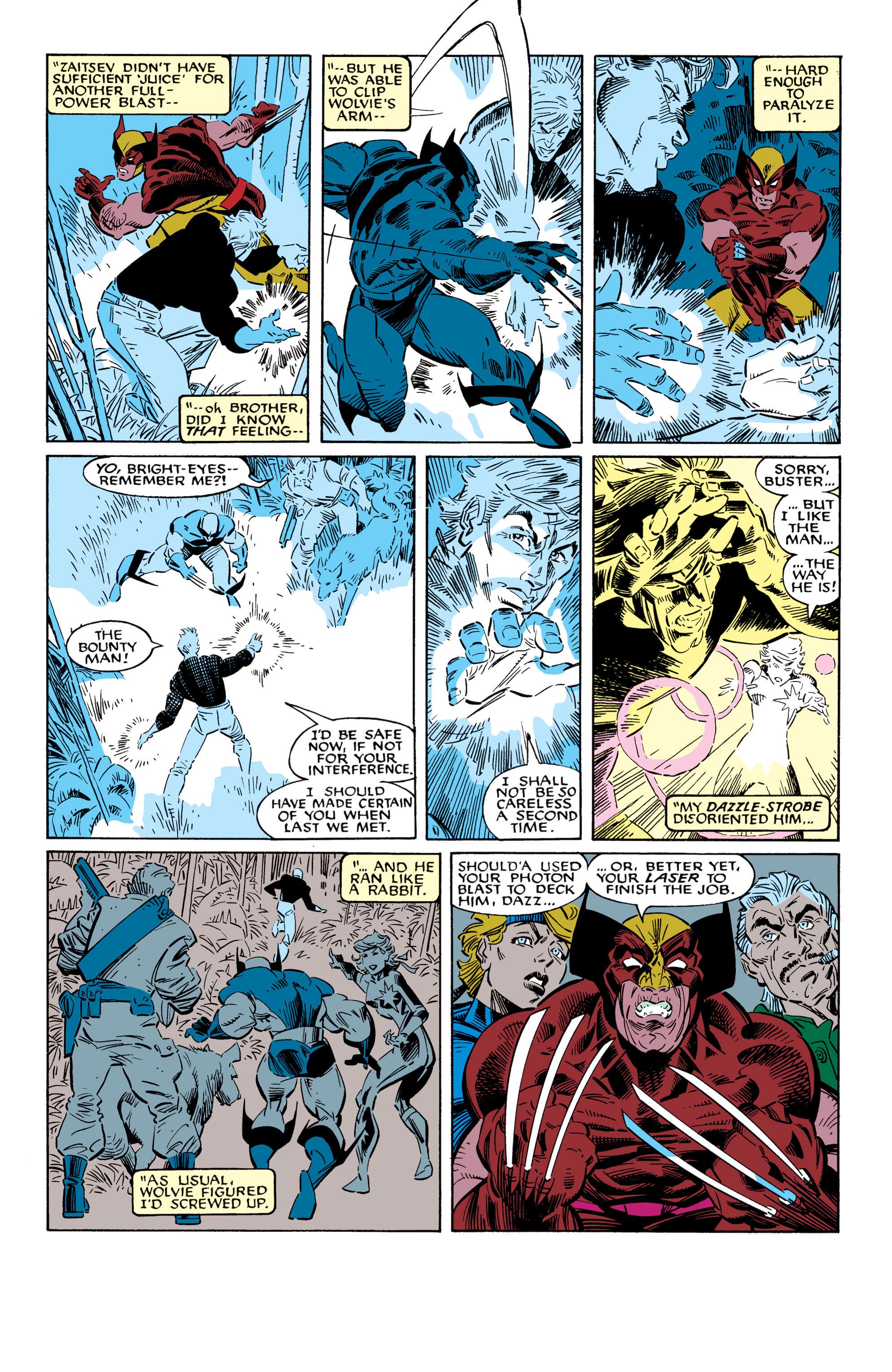 Read online Uncanny X-Men (1963) comic -  Issue #228 - 21