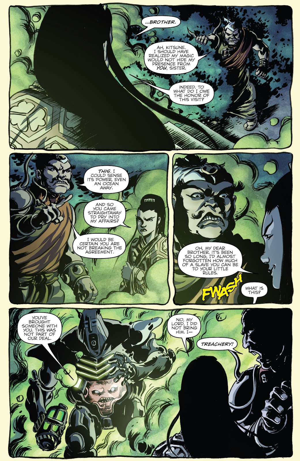 Read online Teenage Mutant Ninja Turtles: The IDW Collection comic -  Issue # TPB 5 (Part 2) - 74