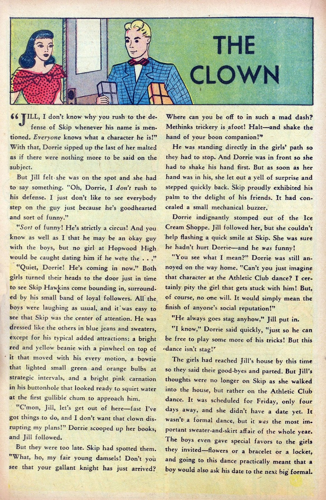 Hedy De Vine Comics issue 31 - Page 20