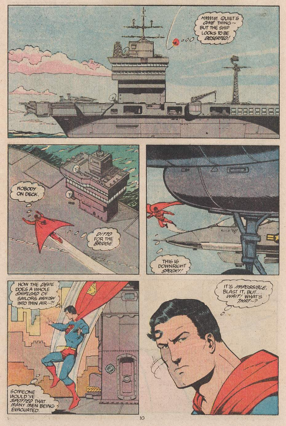Read online Action Comics (1938) comic -  Issue #598 - 11