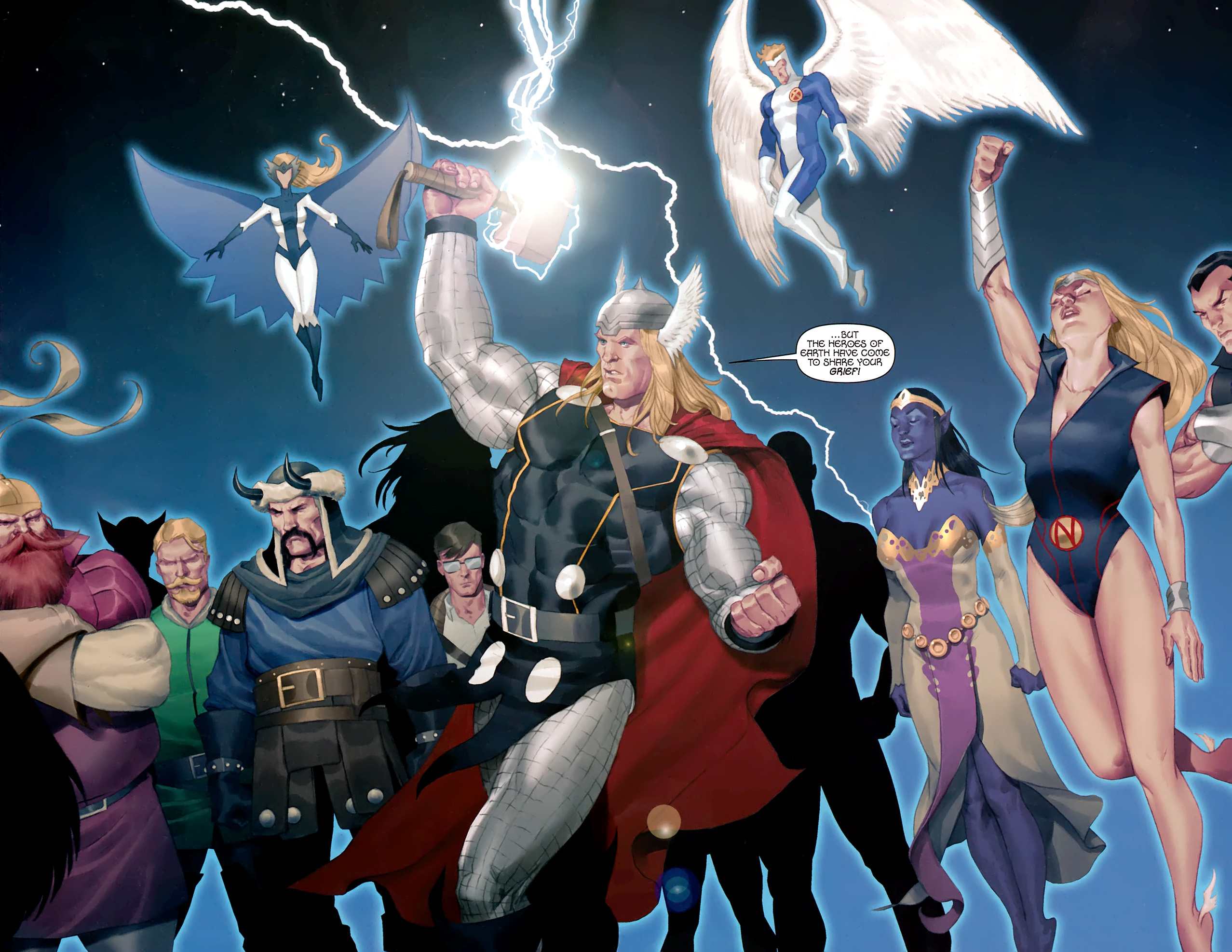 Read online Hercules: Fall of an Avenger comic -  Issue #1 - 6
