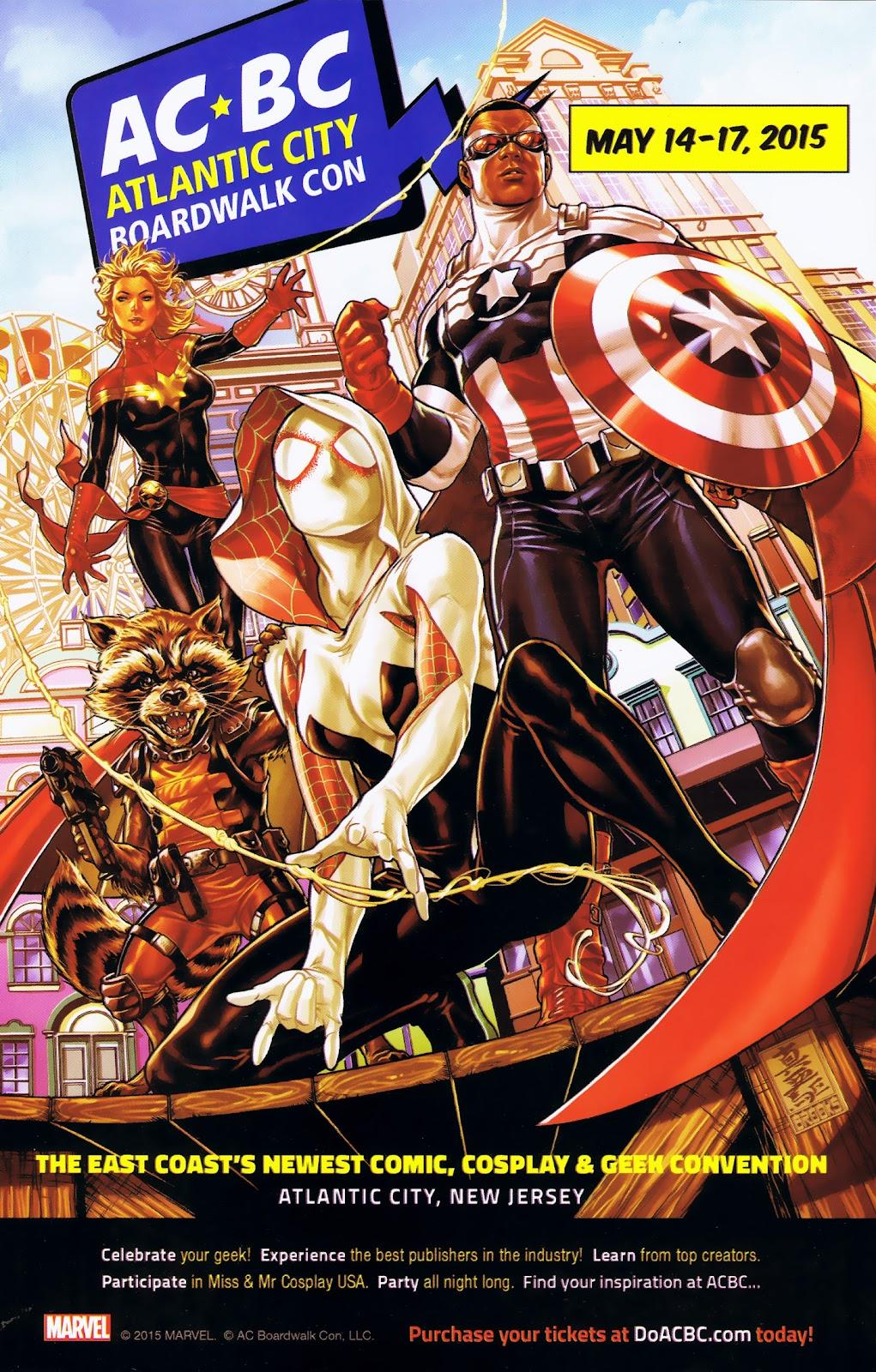 Read online Marvel Universe Avengers Assemble Season 2 comic -  Issue #7 - 9