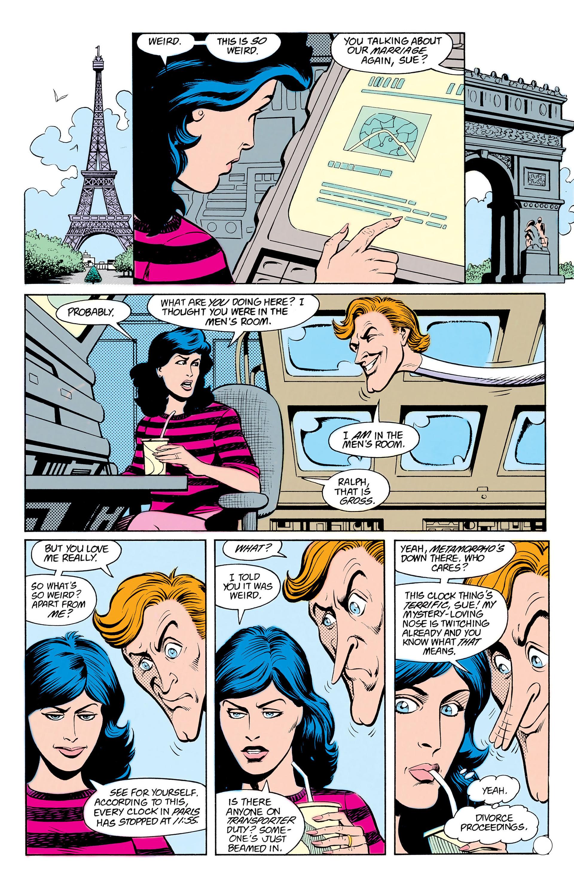 Read online Animal Man (1988) comic -  Issue #16 - 5