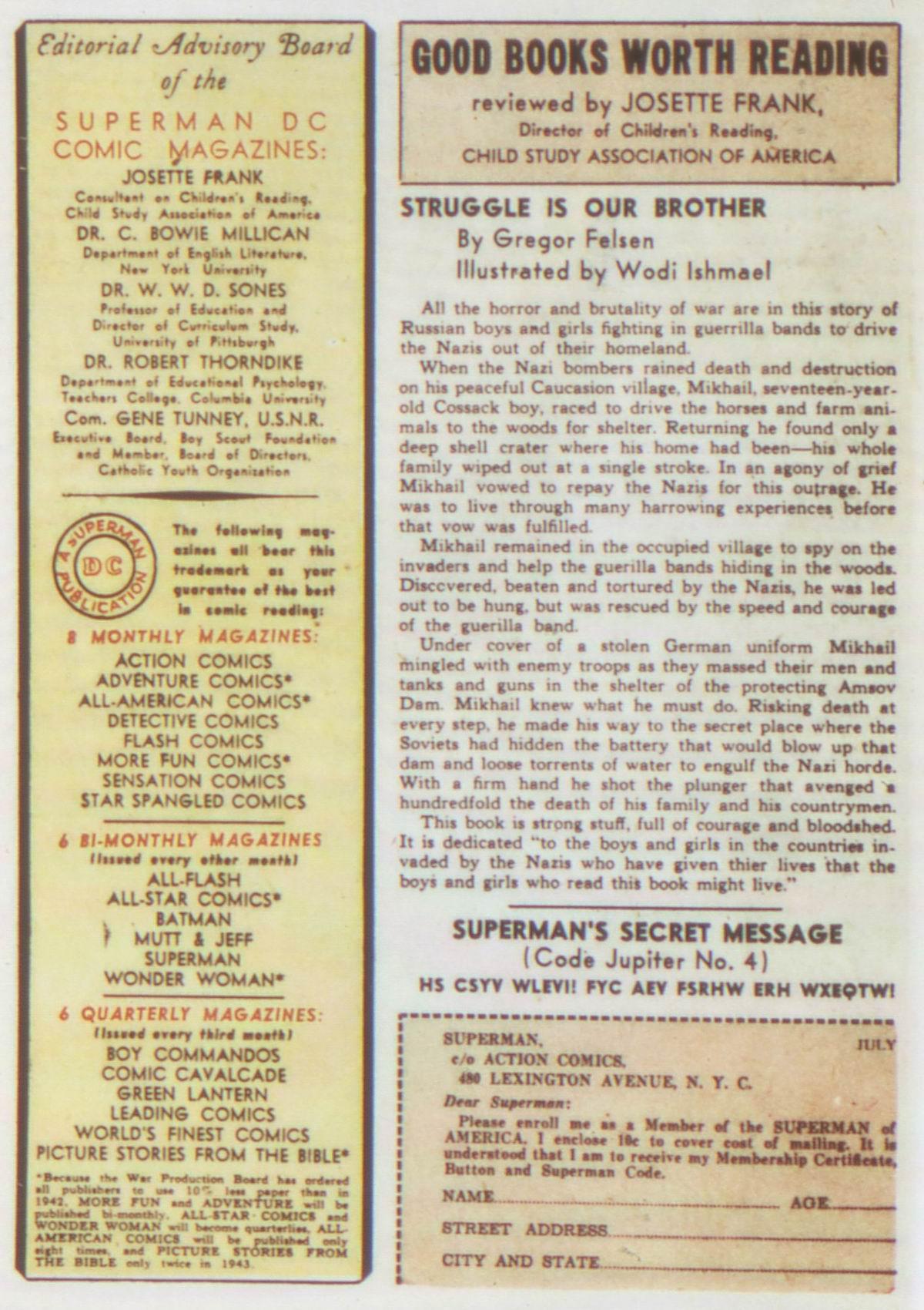 Read online Detective Comics (1937) comic -  Issue #77 - 24