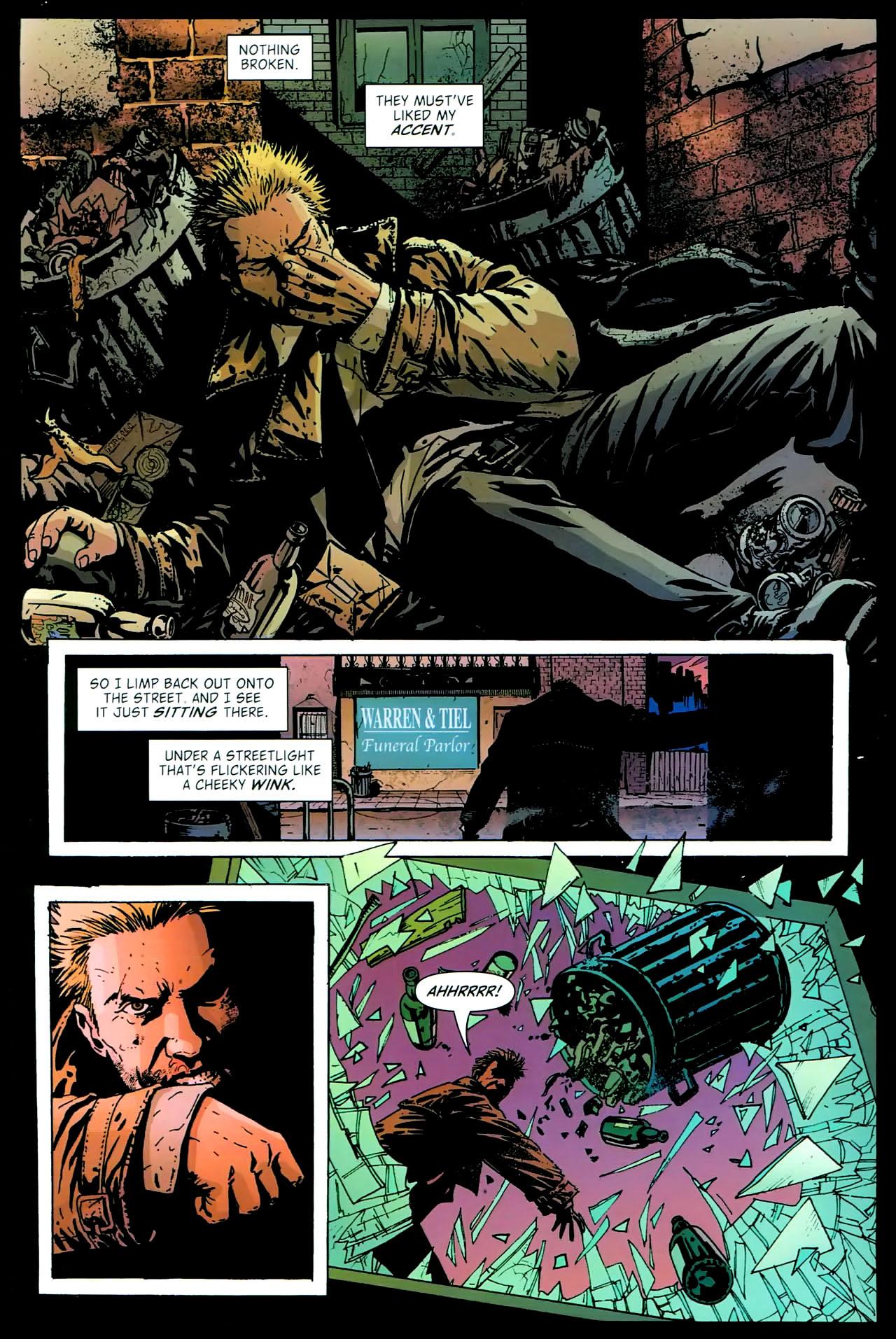 Read online John Constantine Hellblazer: All His Engines comic -  Issue # Full - 89