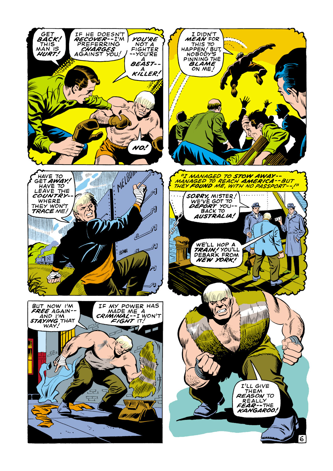 The Amazing Spider-Man (1963) 81 Page 6