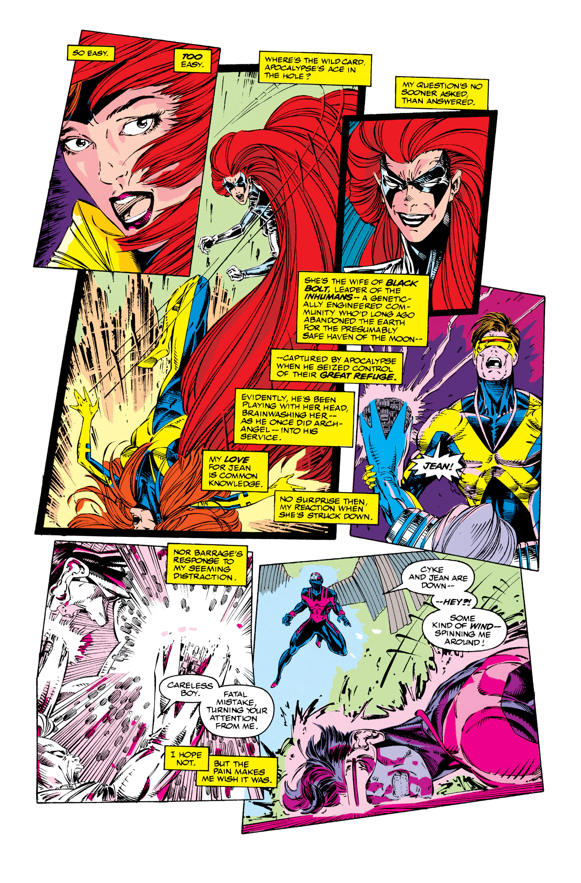 Read online X-Factor (1986) comic -  Issue #68 - 5