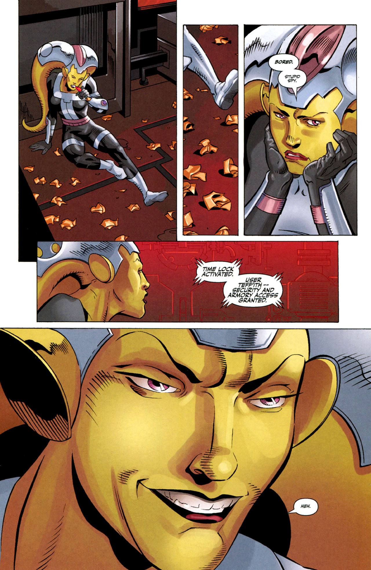 Read online Star Wars: The Old Republic - The Lost Suns comic -  Issue #4 - 15