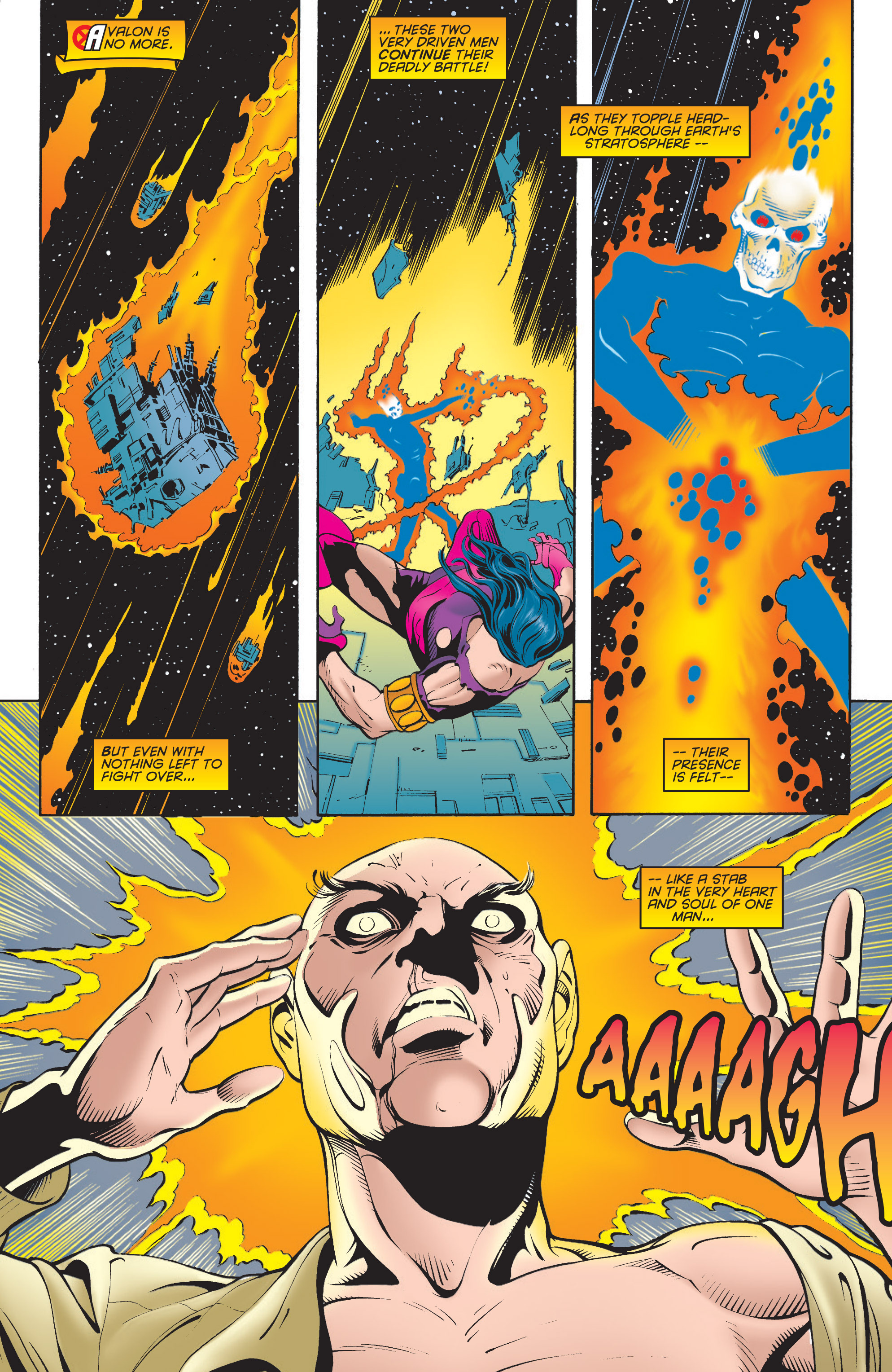 X-Men (1991) 43 Page 19