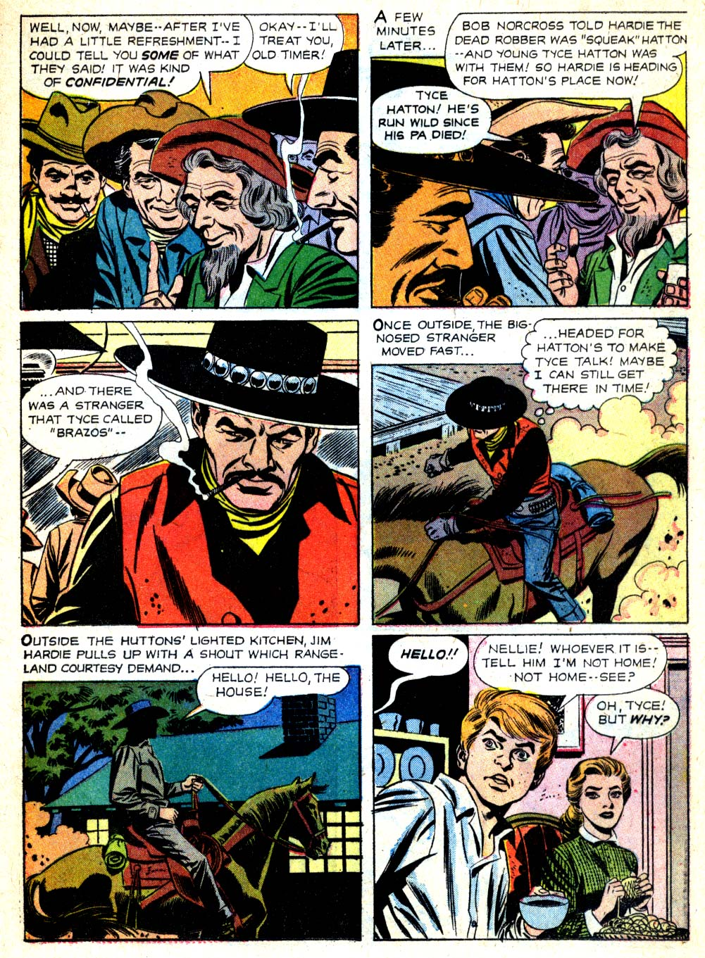 Four Color Comics issue 1075 - Page 25