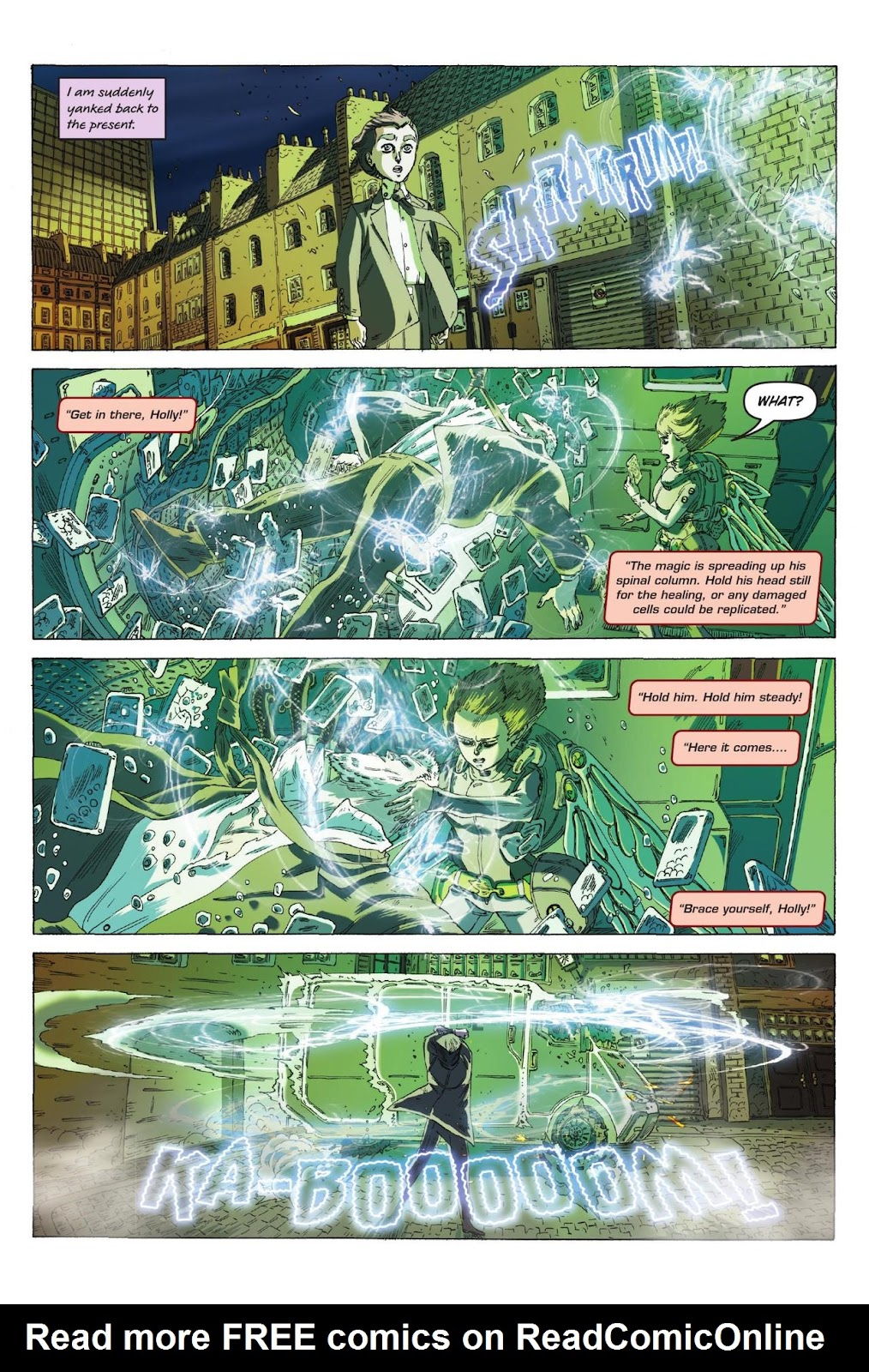 Artemis Fowl: The Eternity Code issue TPB - Page 41