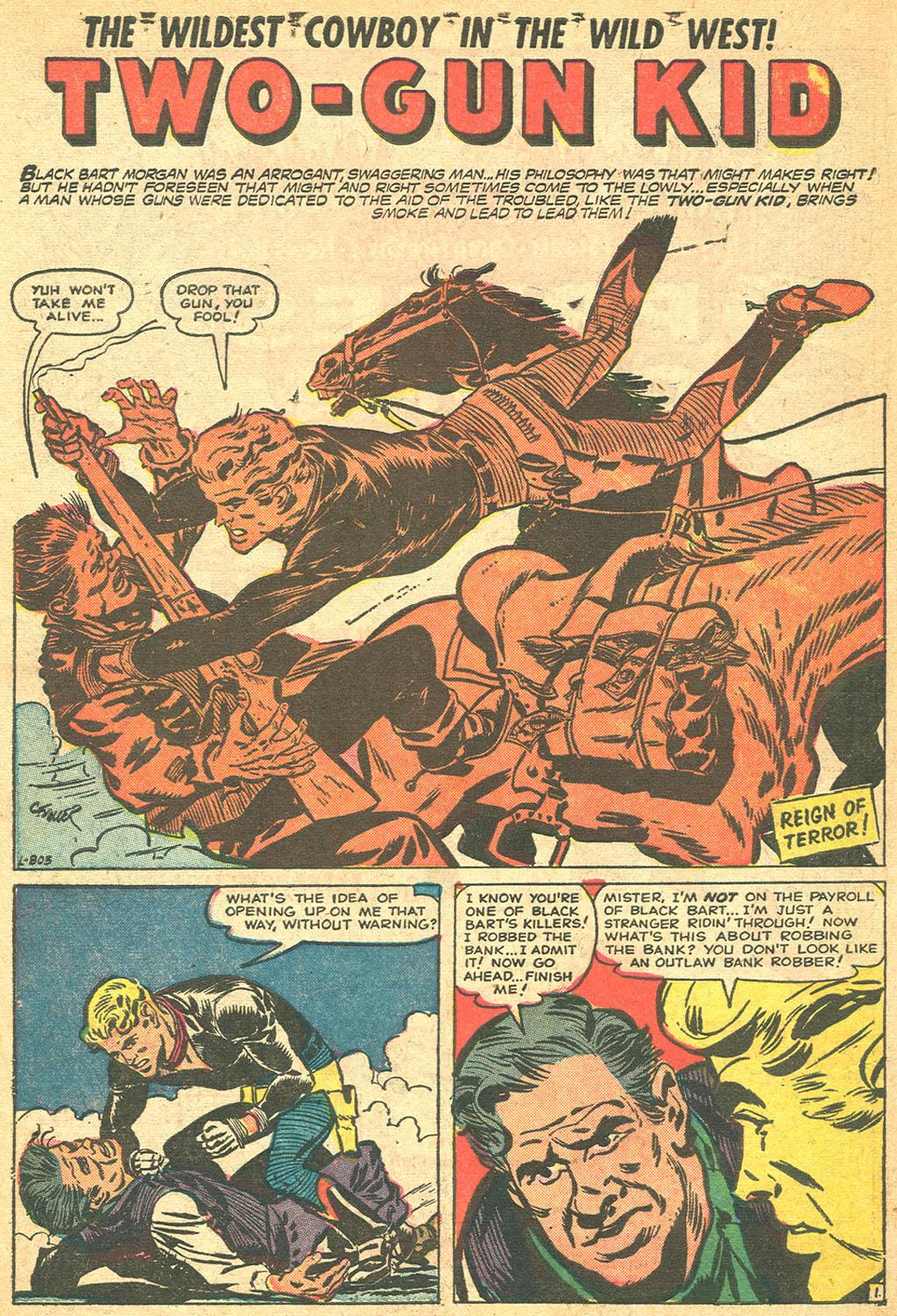 Read online Two-Gun Kid comic -  Issue #37 - 10