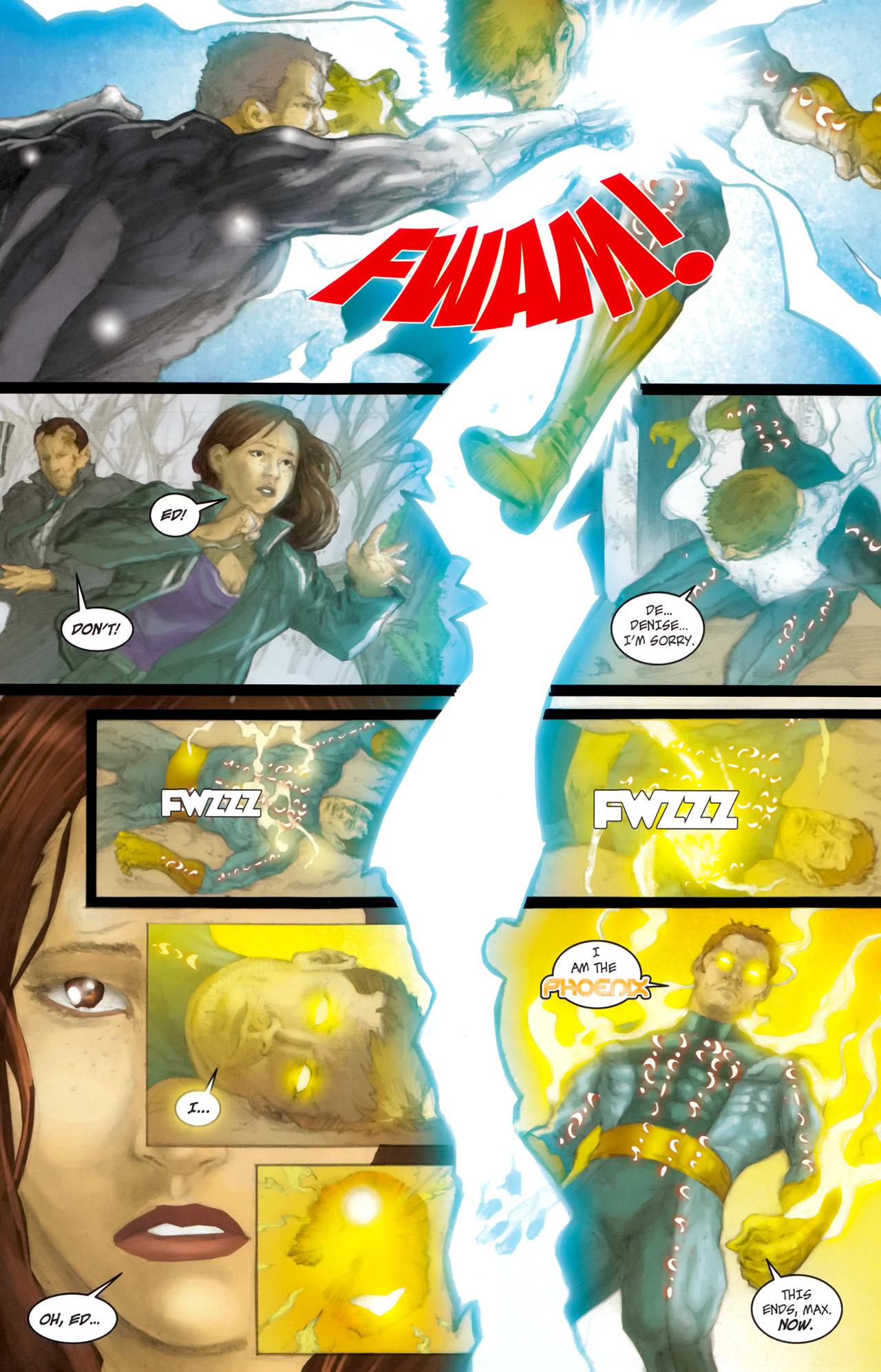 Read online Phoenix comic -  Issue #5 - 12